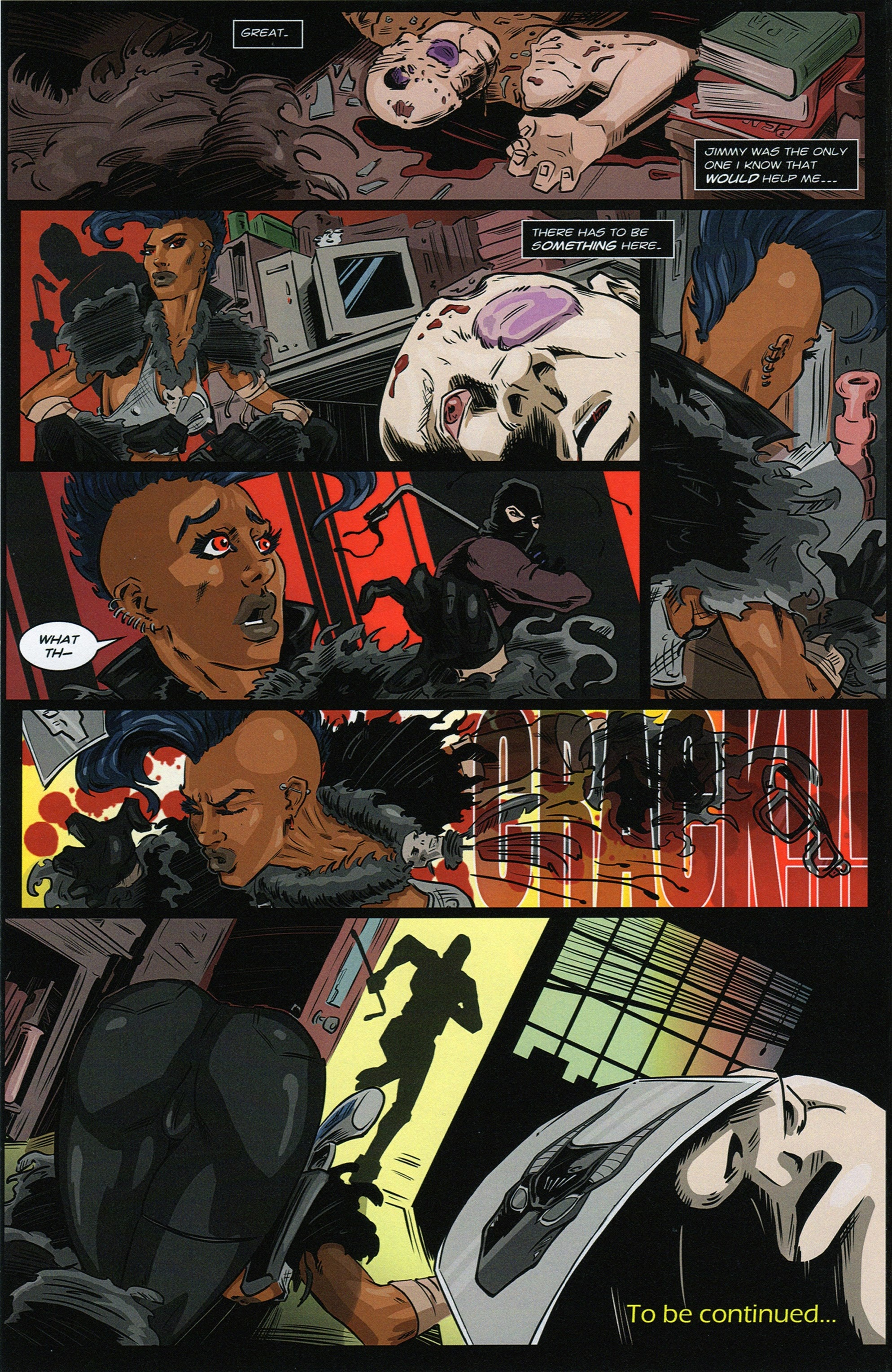 Read online Fox and Hound comic -  Issue #1 - 28