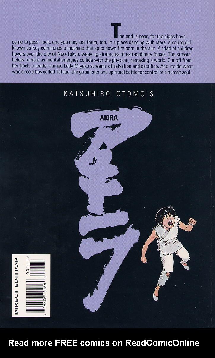 Read online Akira comic -  Issue #36 - 61