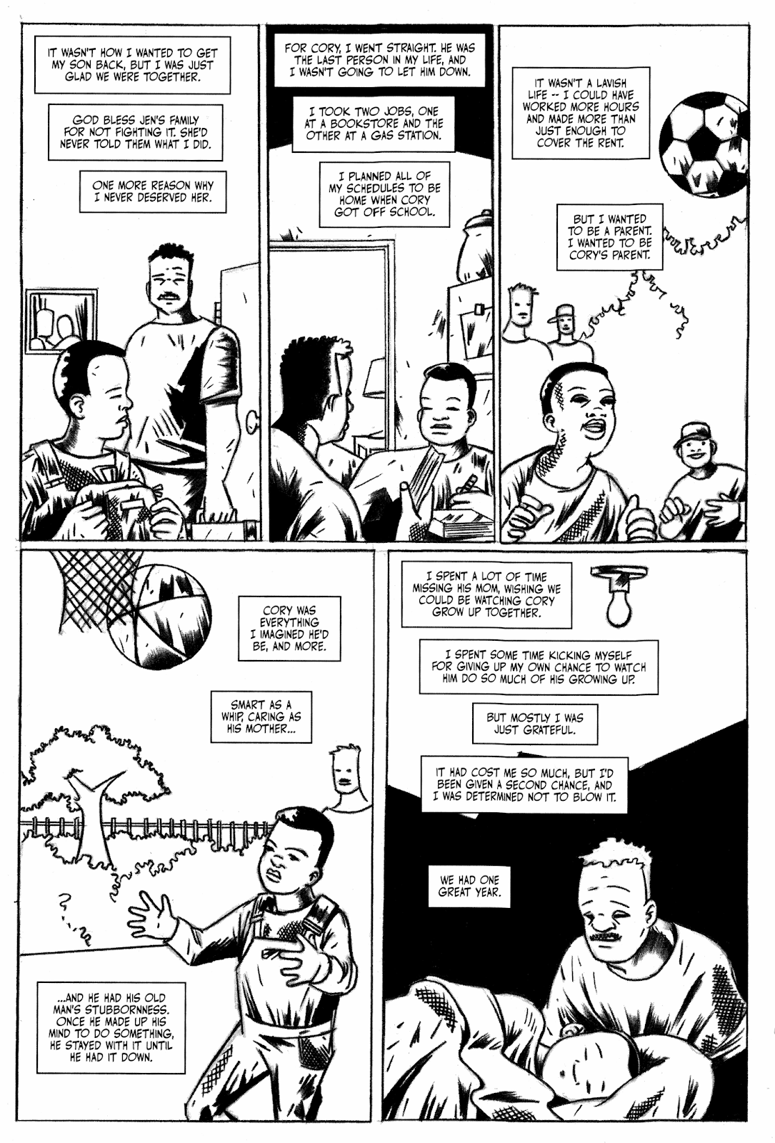 Read online Hench comic -  Issue # TPB - 58