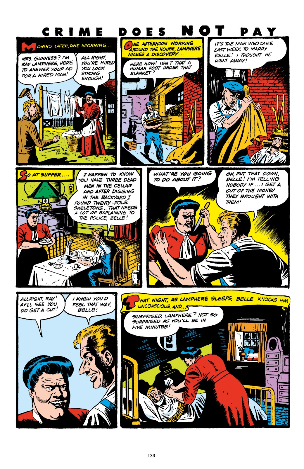 Read online Crime Does Not Pay Archives comic -  Issue # TPB 6 (Part 2) - 35