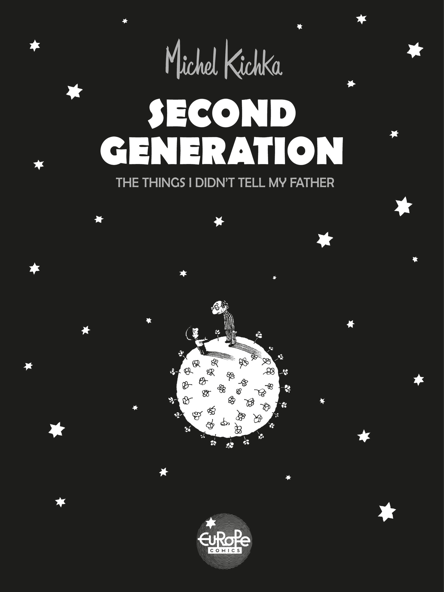 Read online Second Generation - The Things I Didn't Tell My Father comic -  Issue # Full - 2