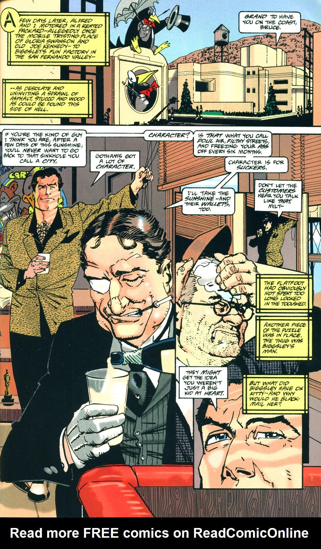 Read online Batman: Dark Allegiances comic -  Issue # Full - 35