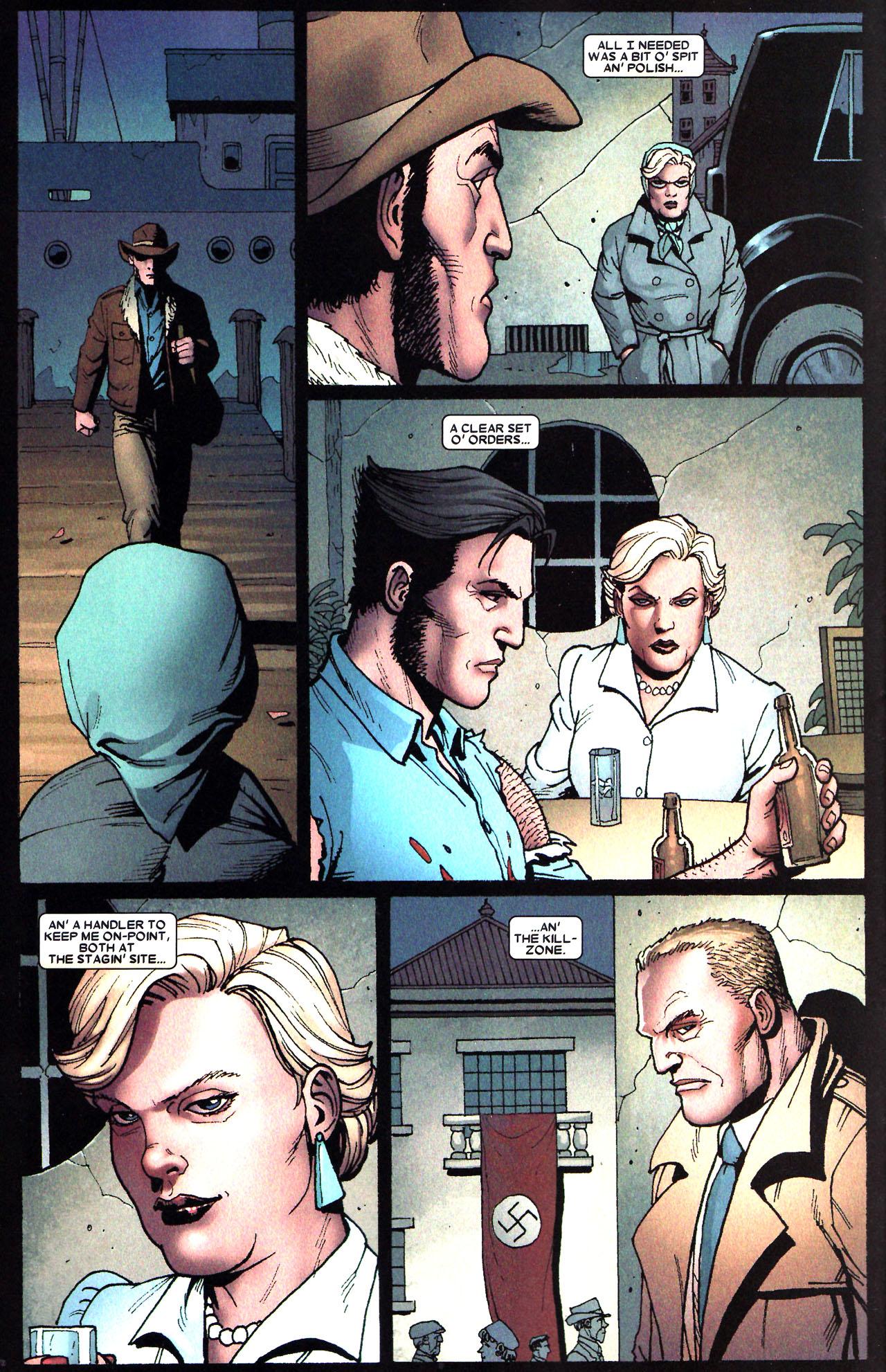 Read online Wolverine: Origins comic -  Issue #17 - 11