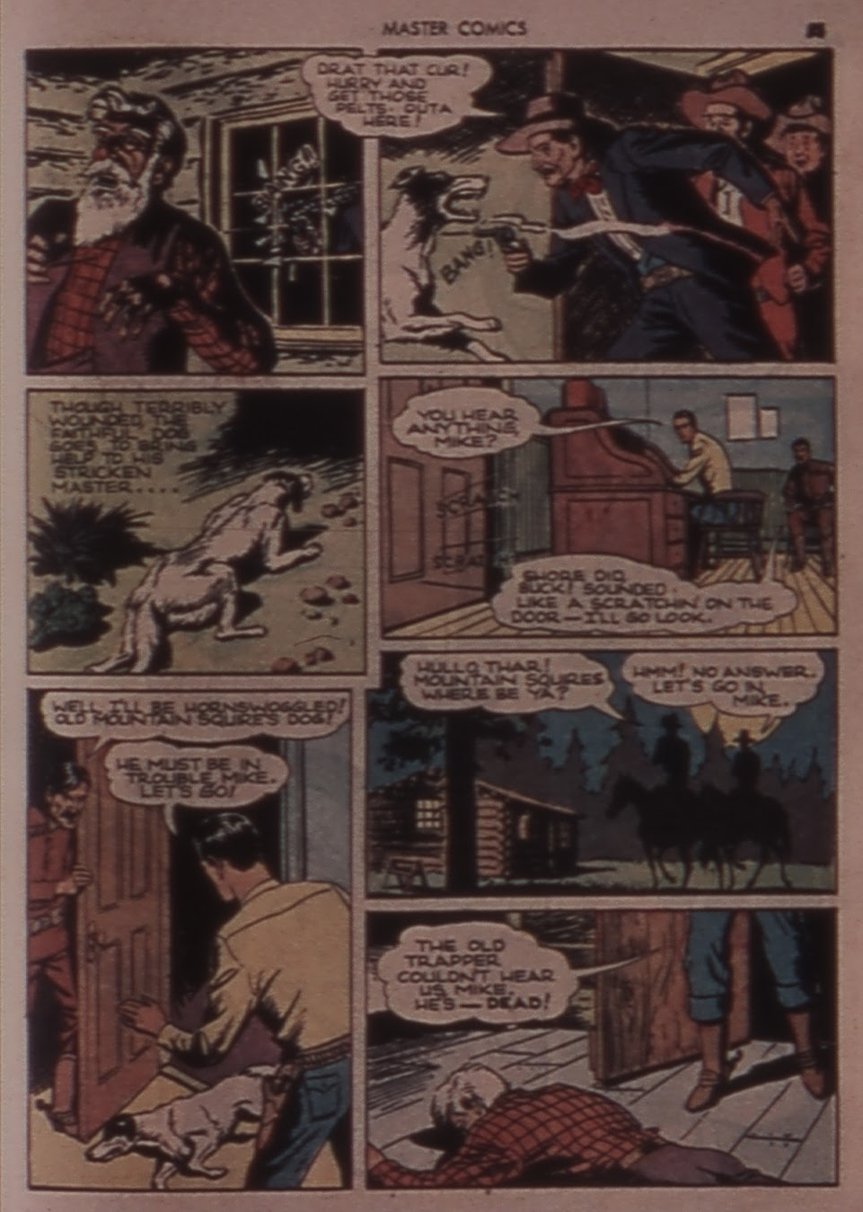 Master Comics issue 30 - Page 53