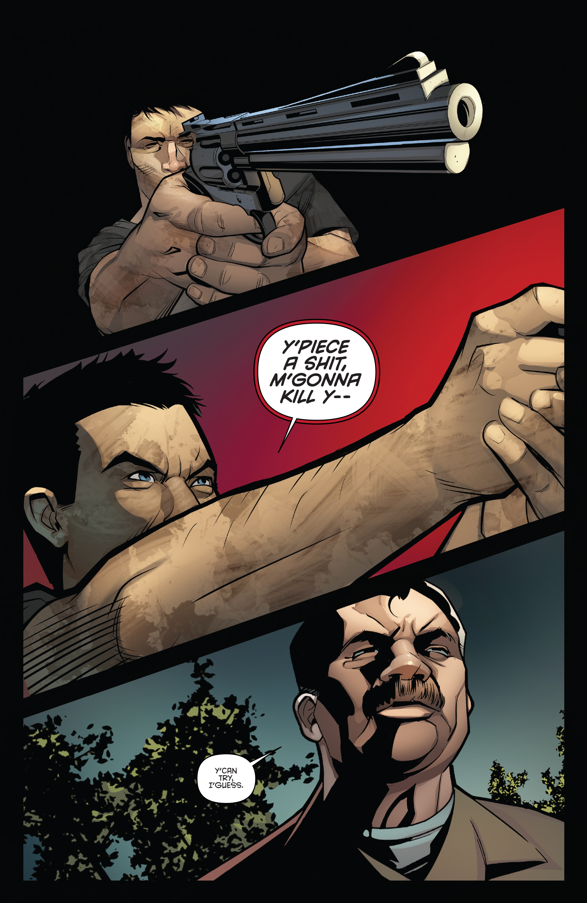 Read online Grand Passion comic -  Issue #5 - 11