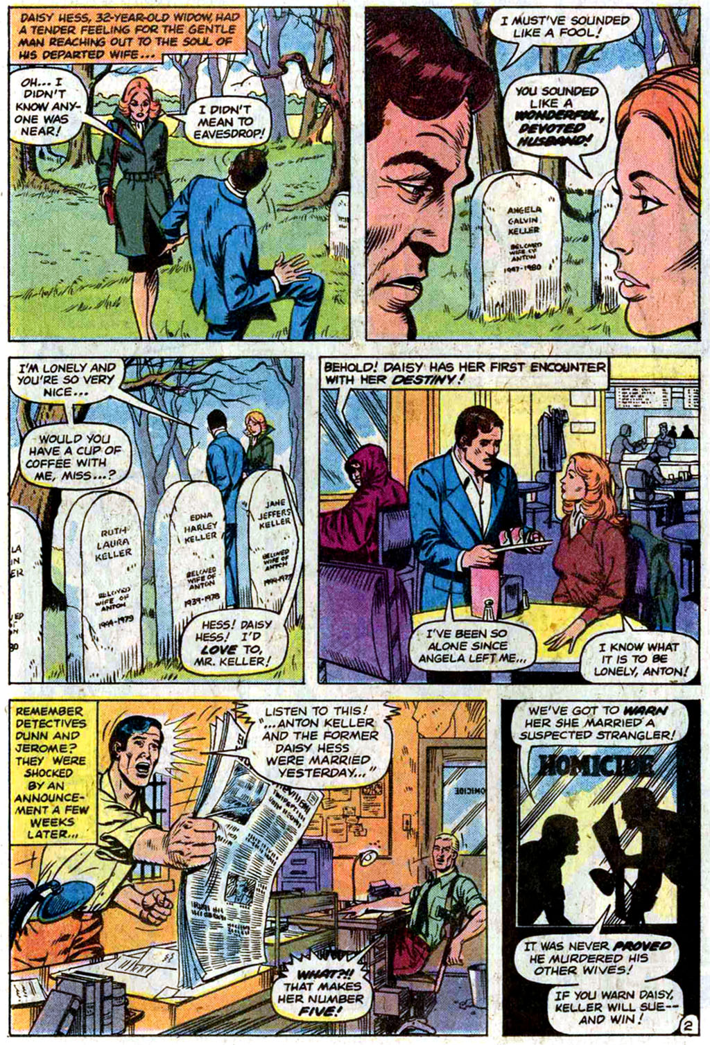 Read online Secrets of Haunted House comic -  Issue #33 - 15