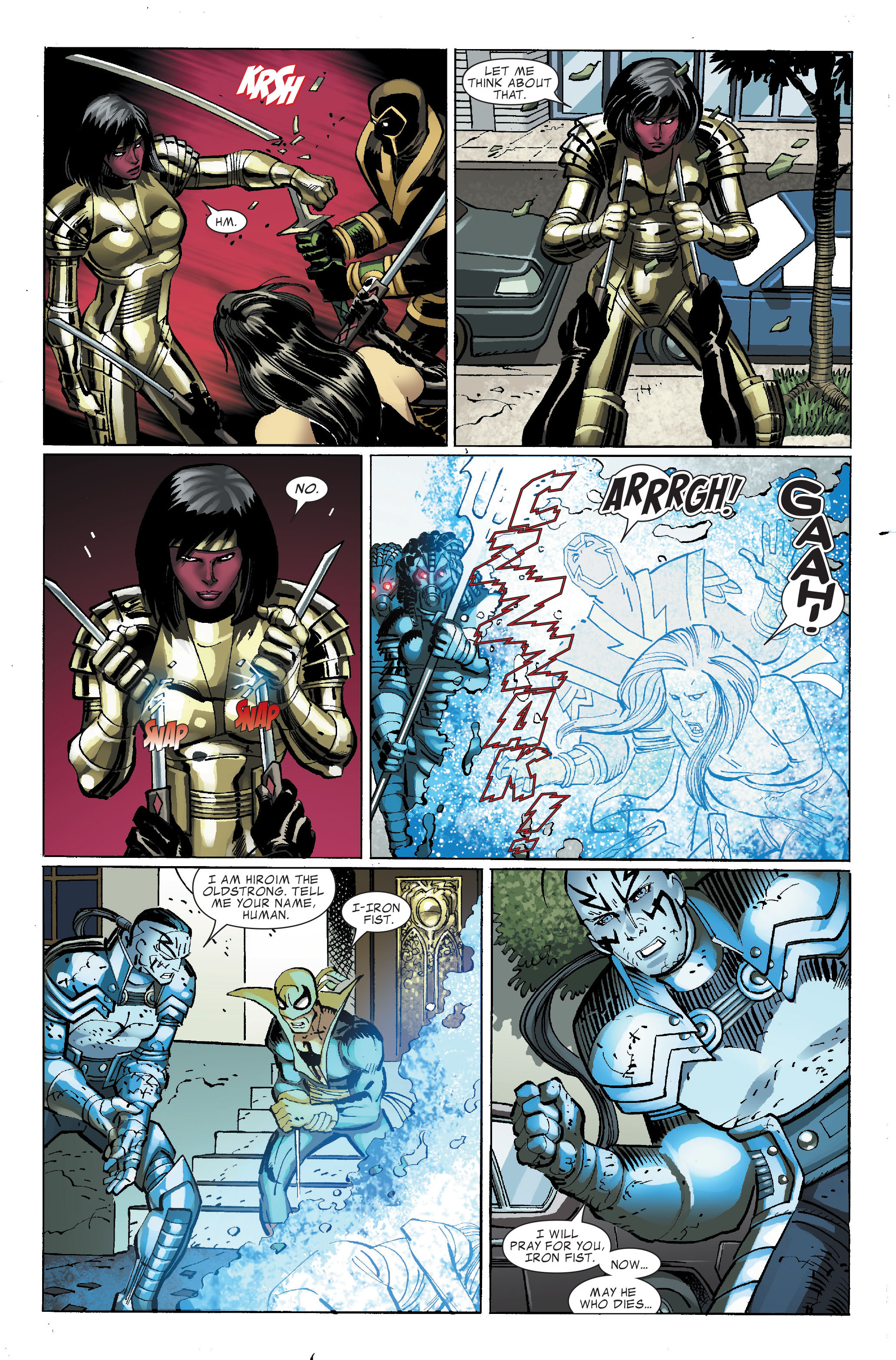 Read online World War Hulk comic -  Issue #3 - 32