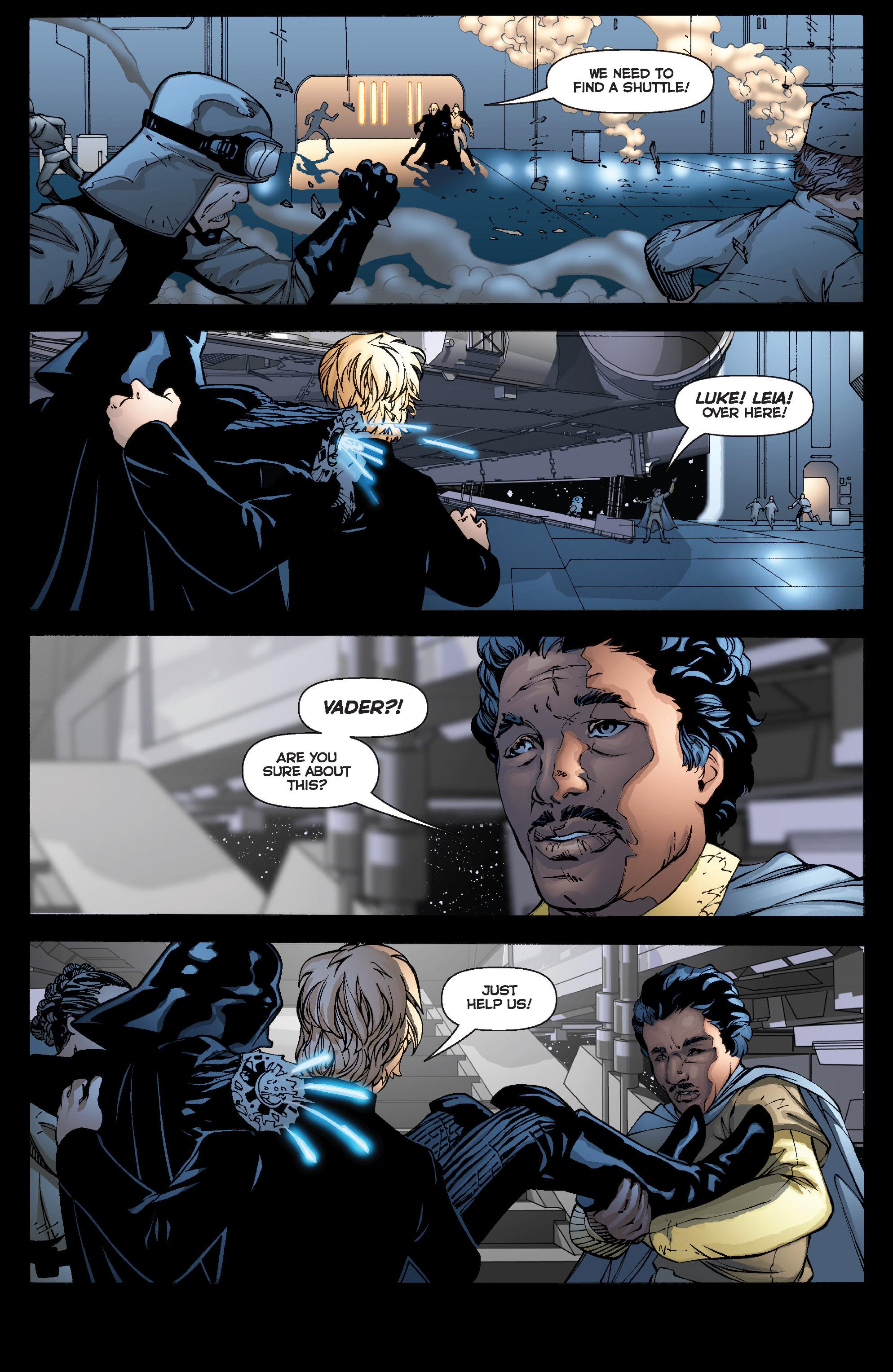 Read online Star Wars Omnibus comic -  Issue # Vol. 27 - 272