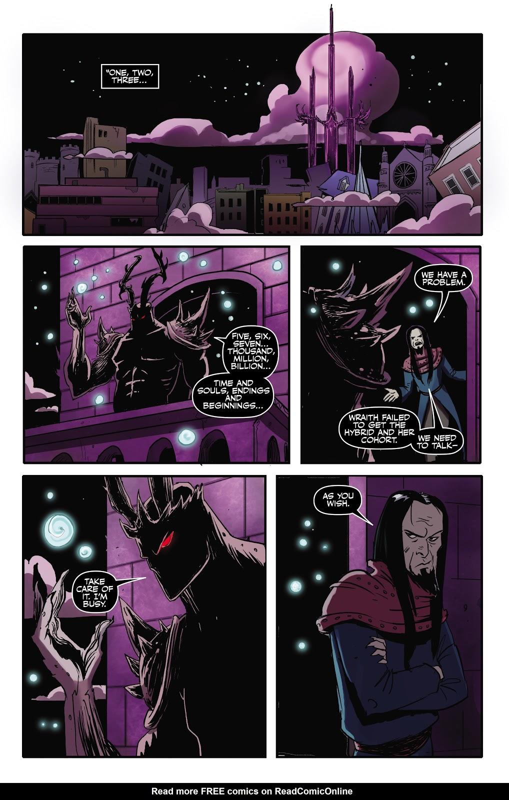 Read online September Mourning Volume 1 comic -  Issue #2 - 18