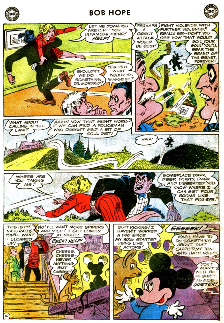 The Adventures of Bob Hope issue 92 - Page 14