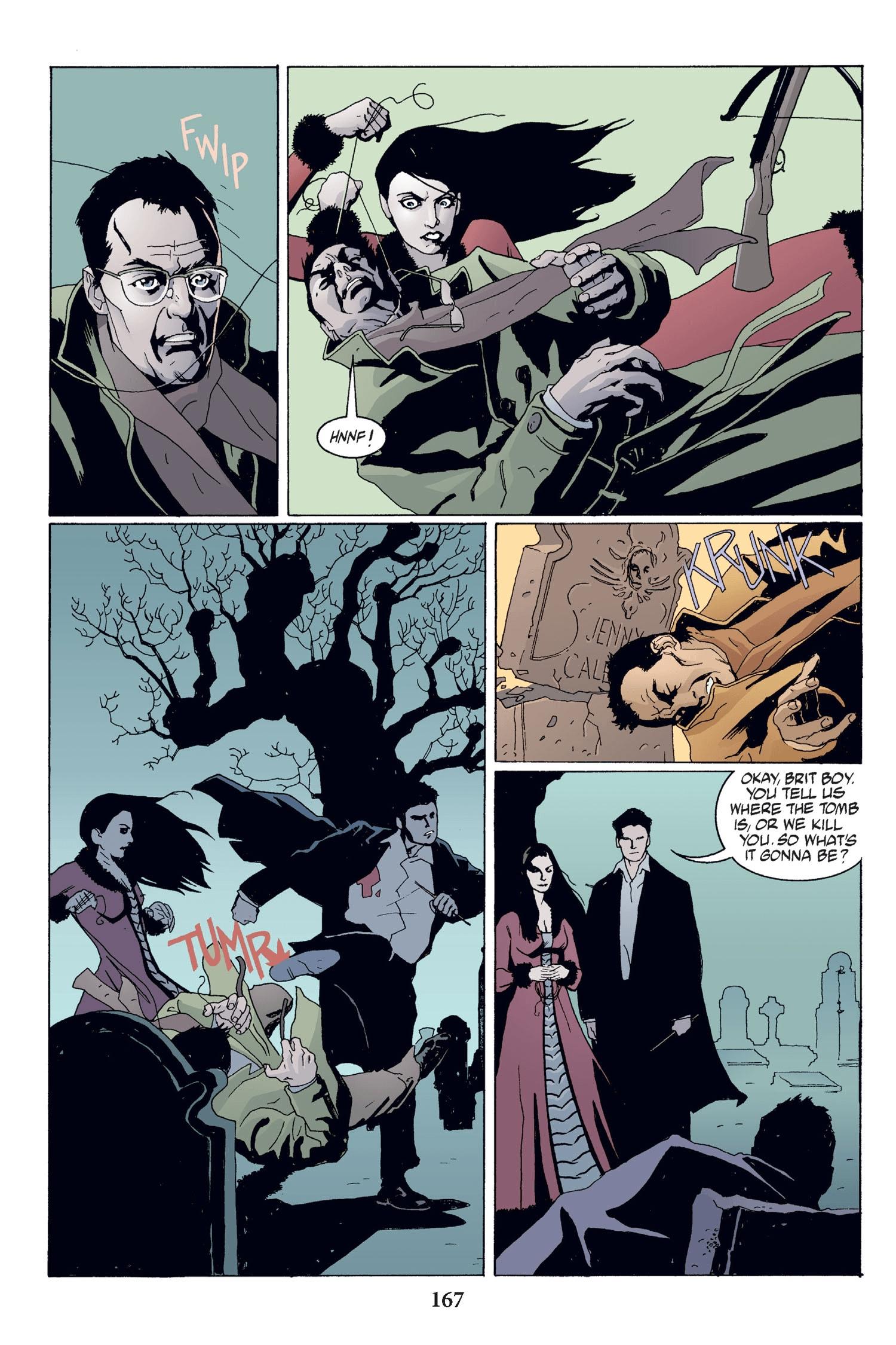 Read online Buffy the Vampire Slayer: Omnibus comic -  Issue # TPB 2 - 161
