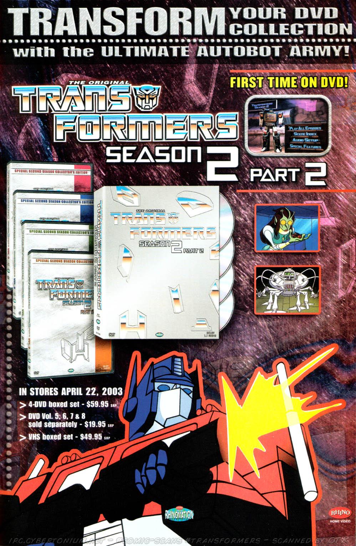 Read online Transformers Armada comic -  Issue #10 - 26