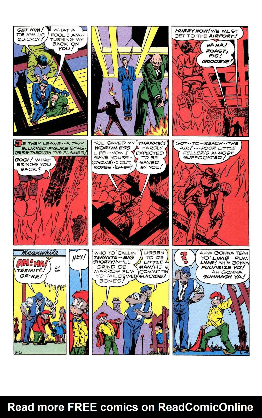 Read online Will Eisner's The Spirit Archives comic -  Issue # TPB 3 (Part 1) - 95