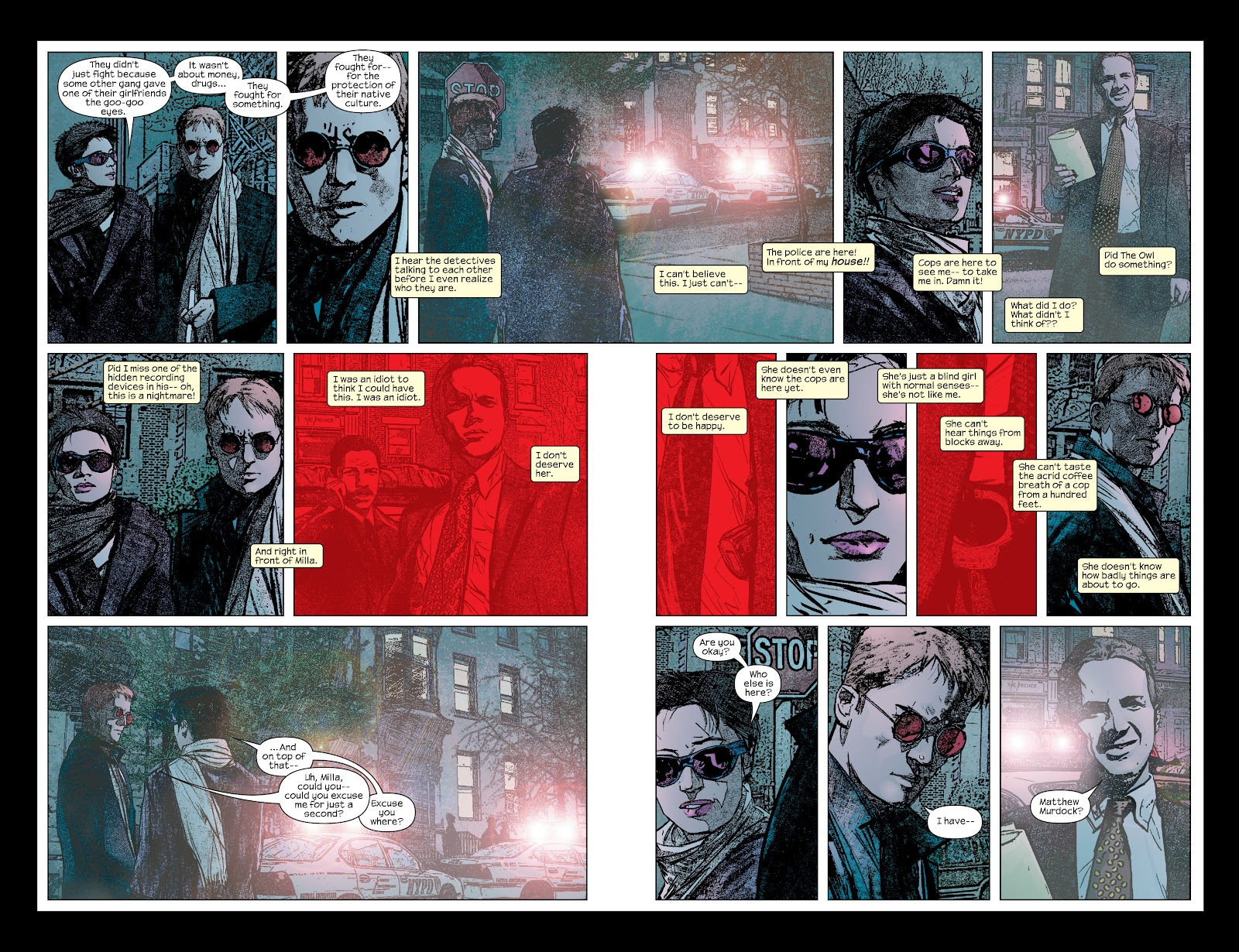 Read online Daredevil (1998) comic -  Issue # _Ultimate_Collection TPB 2 (Part 1) - 77