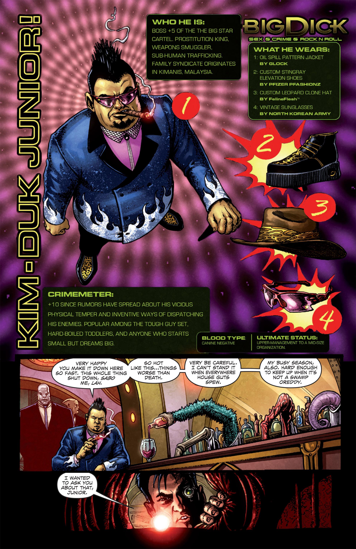 Read online Ballistic (2013) comic -  Issue #1 - 7