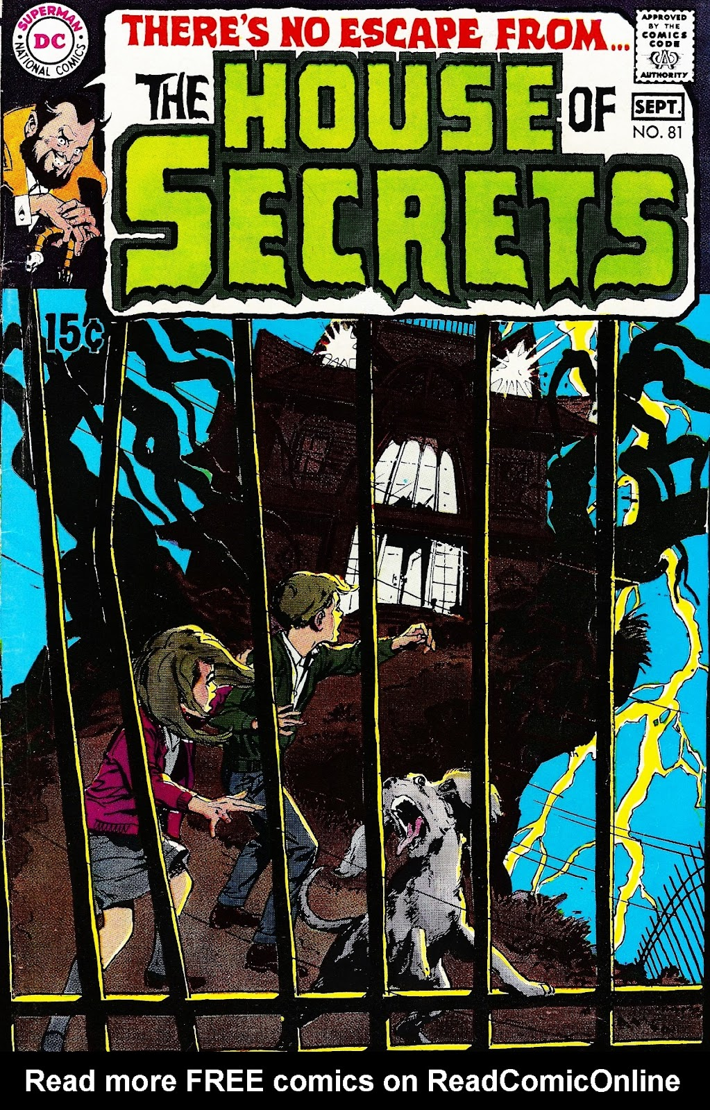 House of Secrets (1956) issue 81 - Page 1