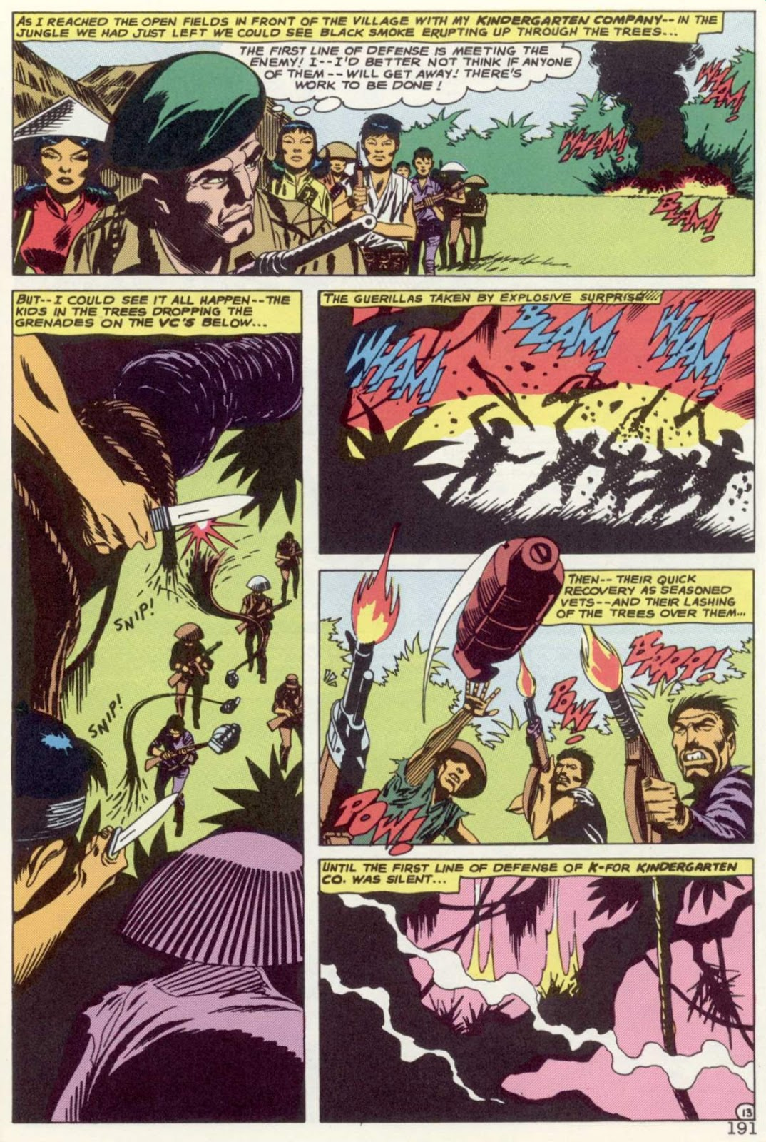 America at War: The Best of DC War Comics issue TPB (Part 3) - Page 1