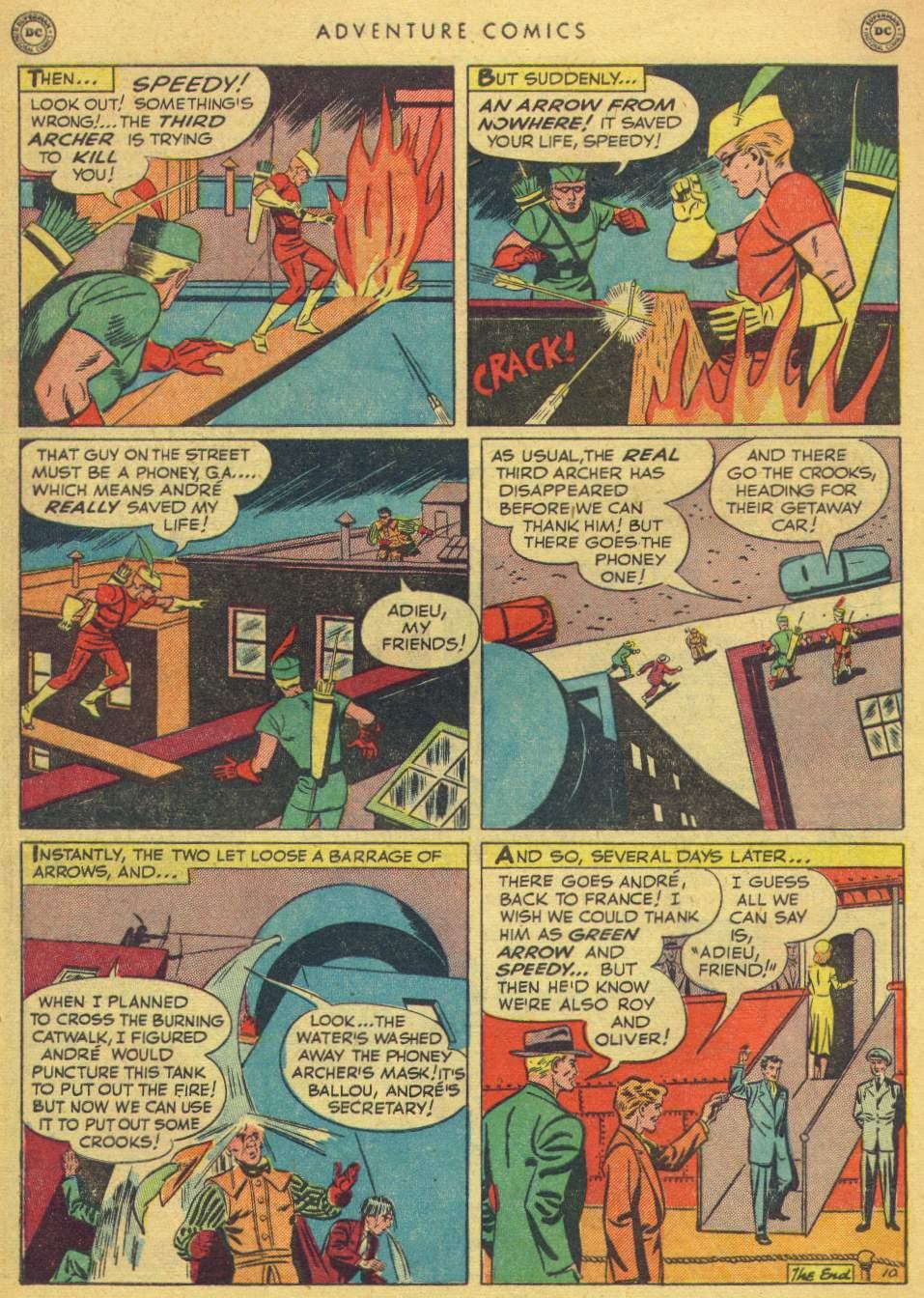 Read online Adventure Comics (1938) comic -  Issue #162 - 48