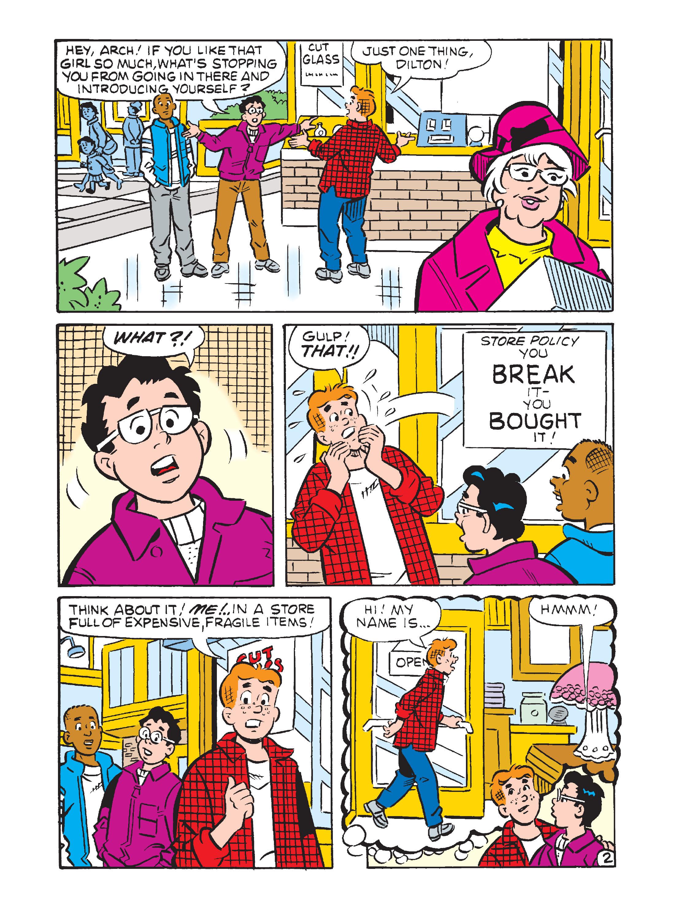 Read online Archie 1000 Page Comics Bonanza comic -  Issue #1 (Part 2) - 132