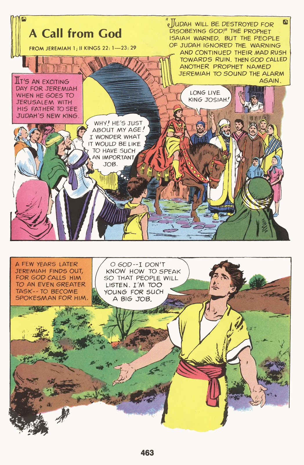 The Picture Bible issue TPB (Part 5) - Page 66