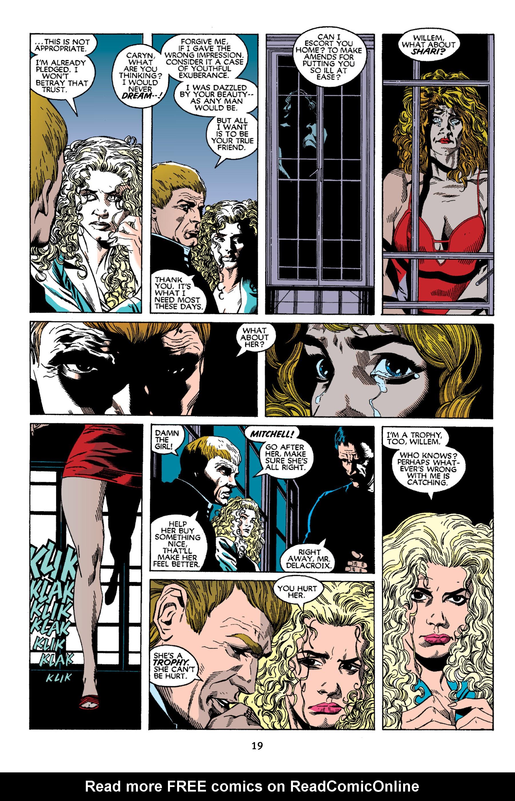 Read online Aliens vs. Predator Omnibus comic -  Issue # _TPB 2 Part 1 - 19