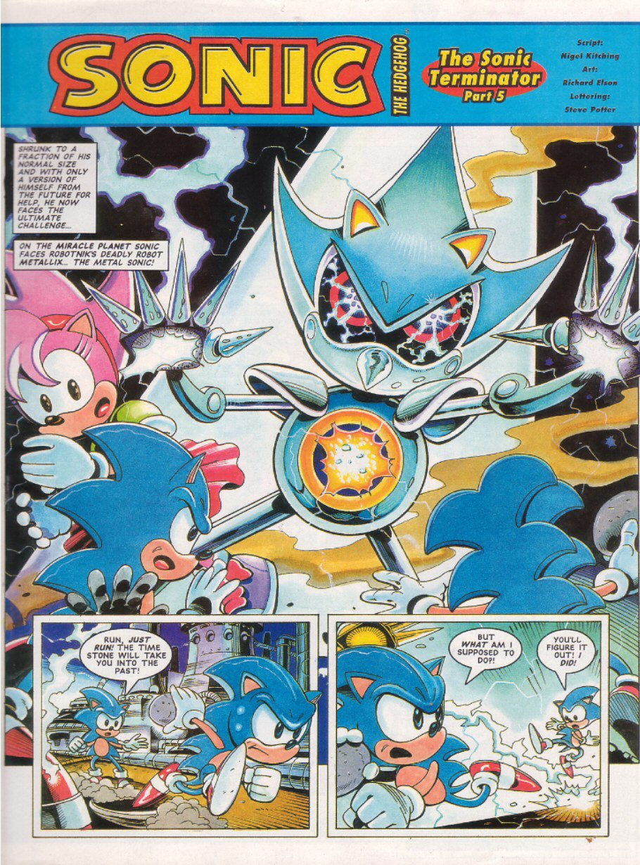 Read online Sonic the Comic comic -  Issue #28 - 3