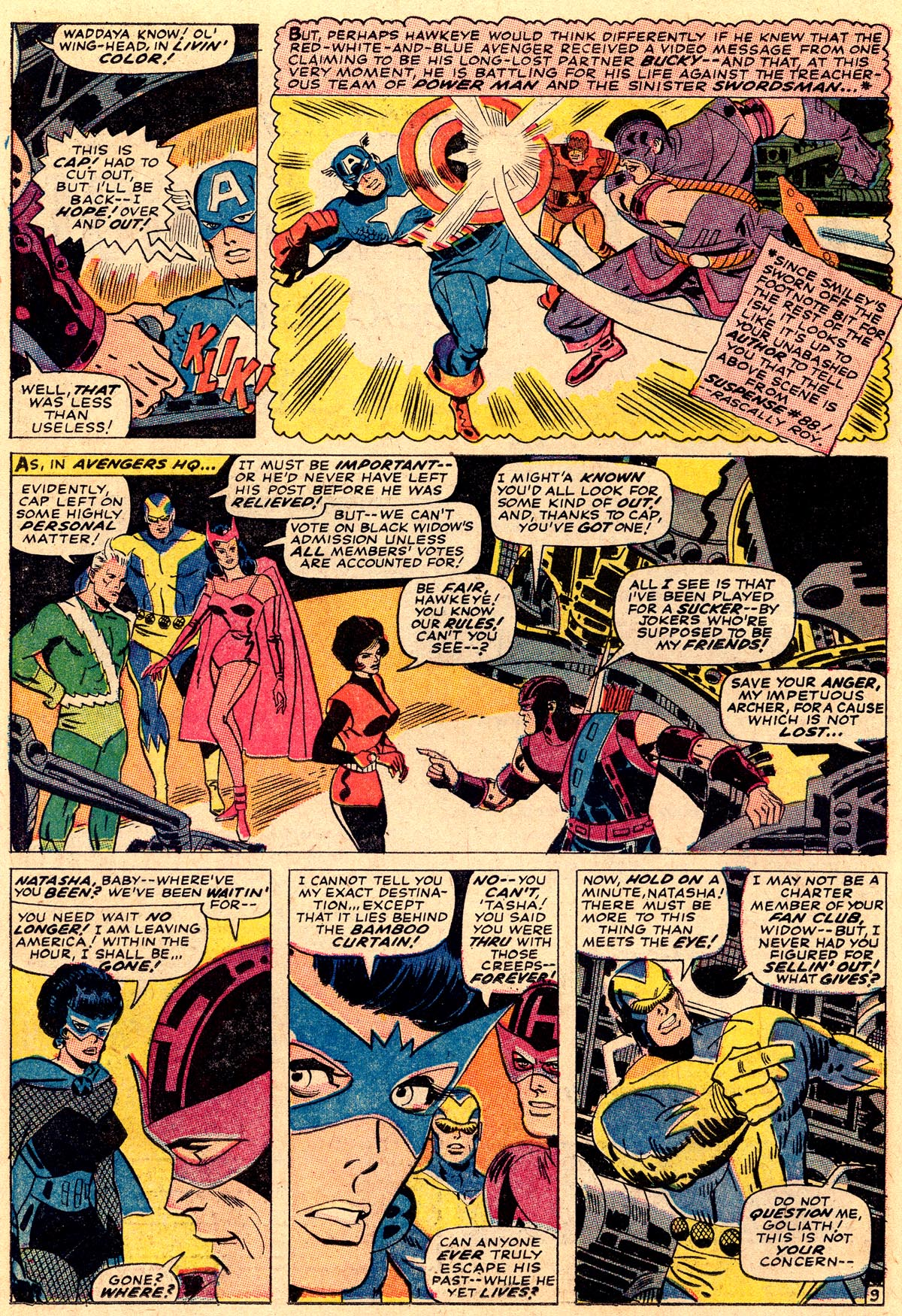 The Avengers (1963) 38 Page 13