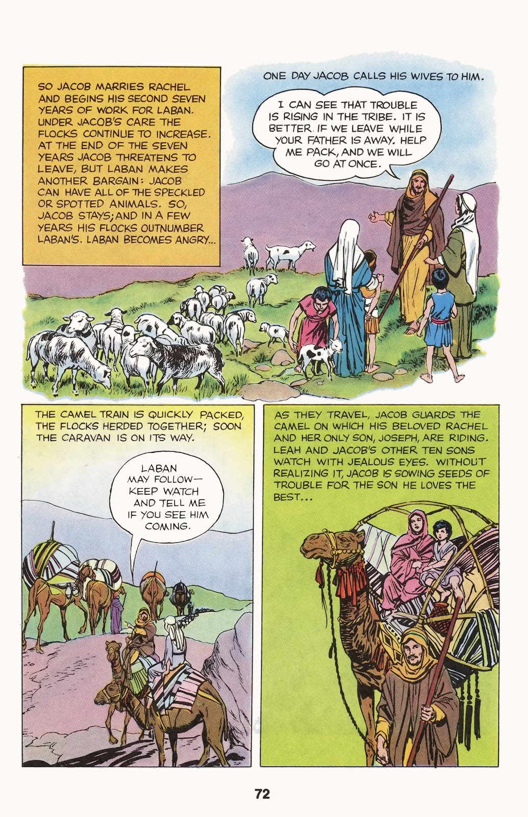 The Picture Bible issue TPB (Part 1) - Page 74