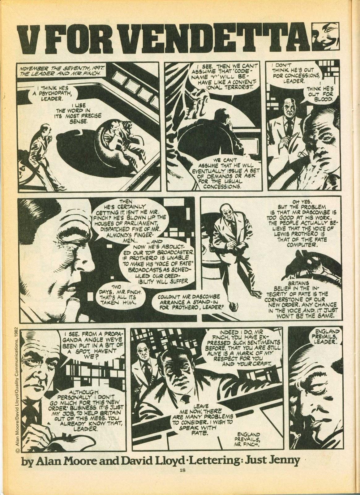 Warrior Issue #4 #5 - English 18