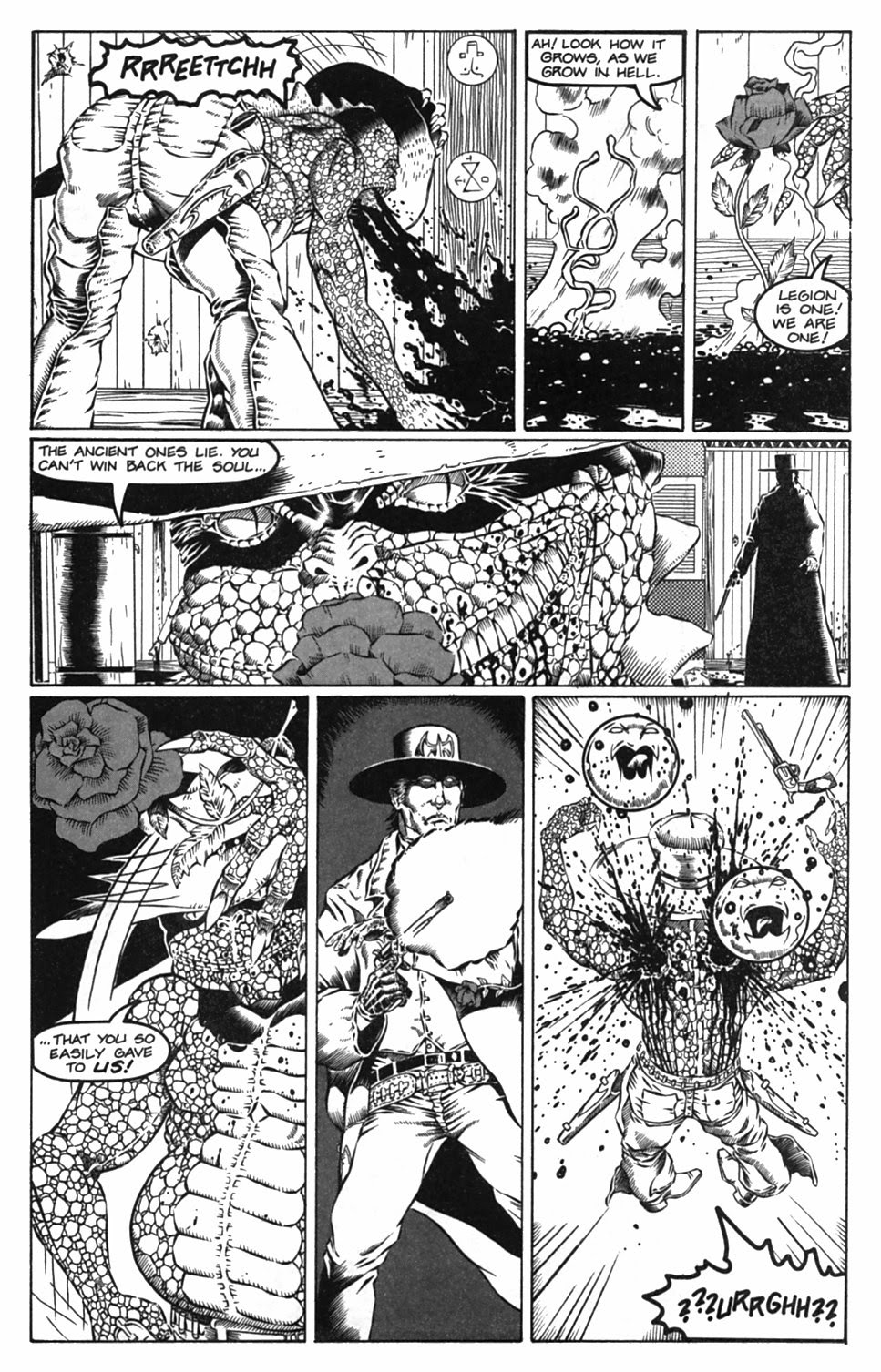 Read online Gunfighters in Hell comic -  Issue #2 - 11