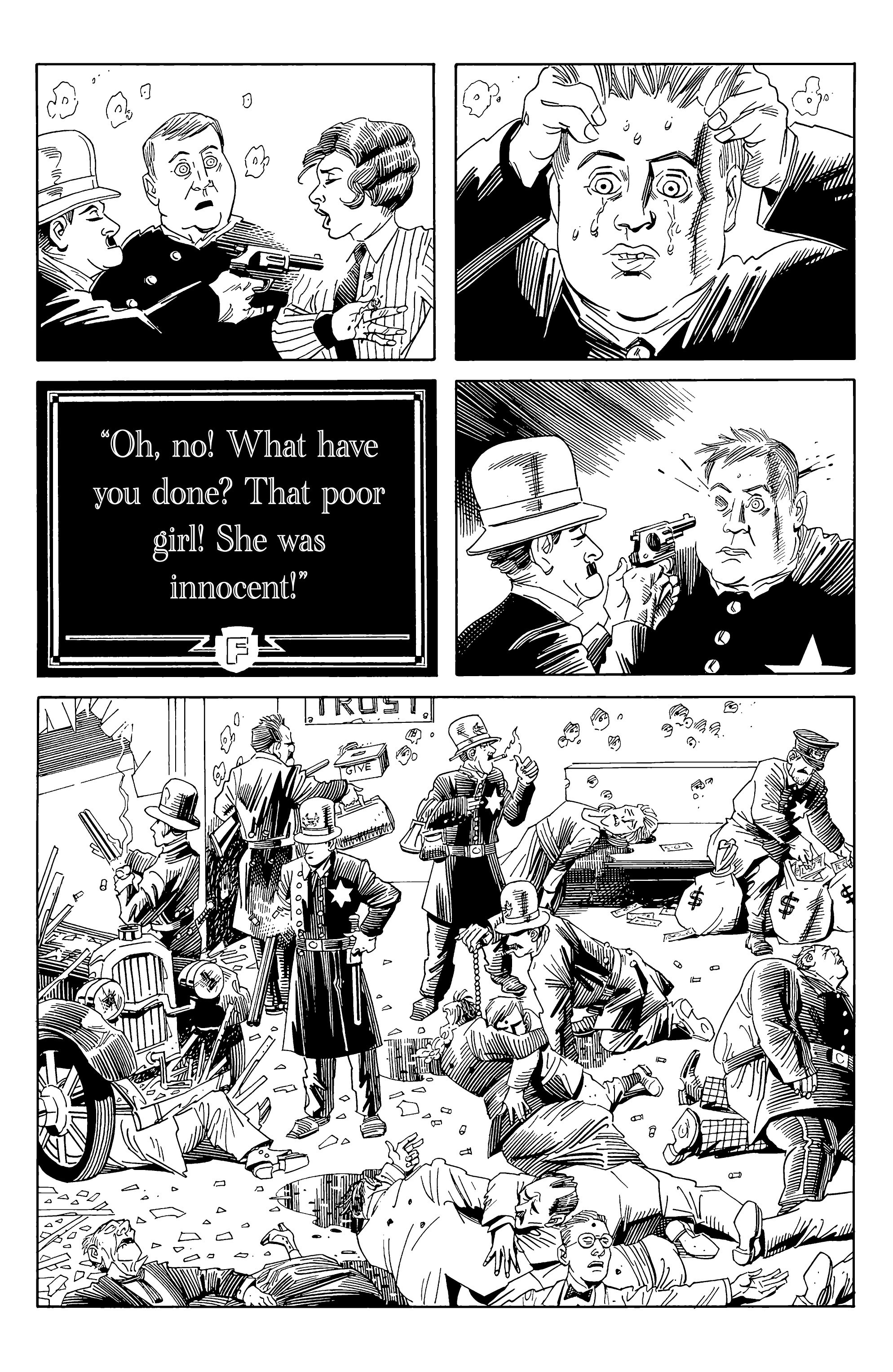 Read online Alan Moore's Cinema Purgatorio comic -  Issue #1 - 10