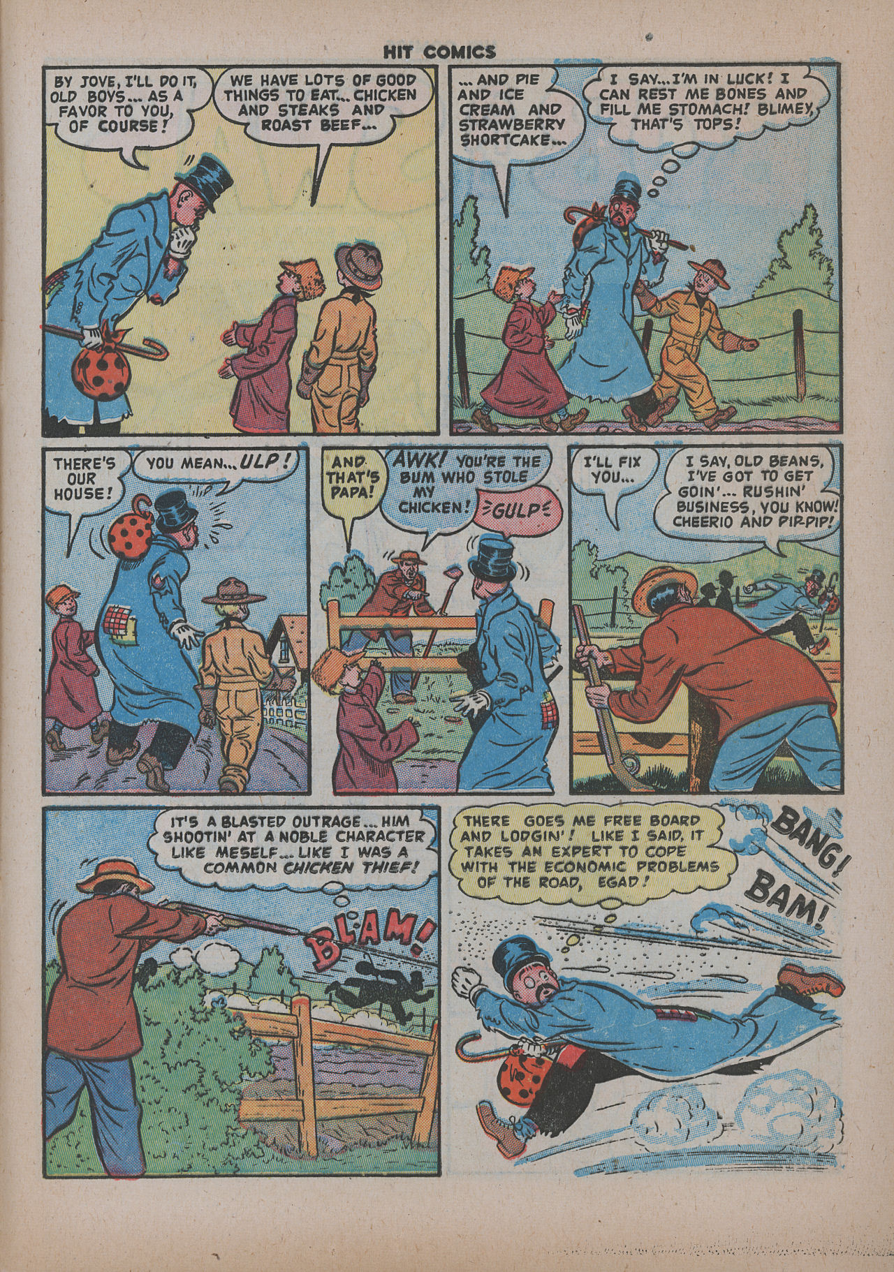 Read online Hit Comics comic -  Issue #62 - 22