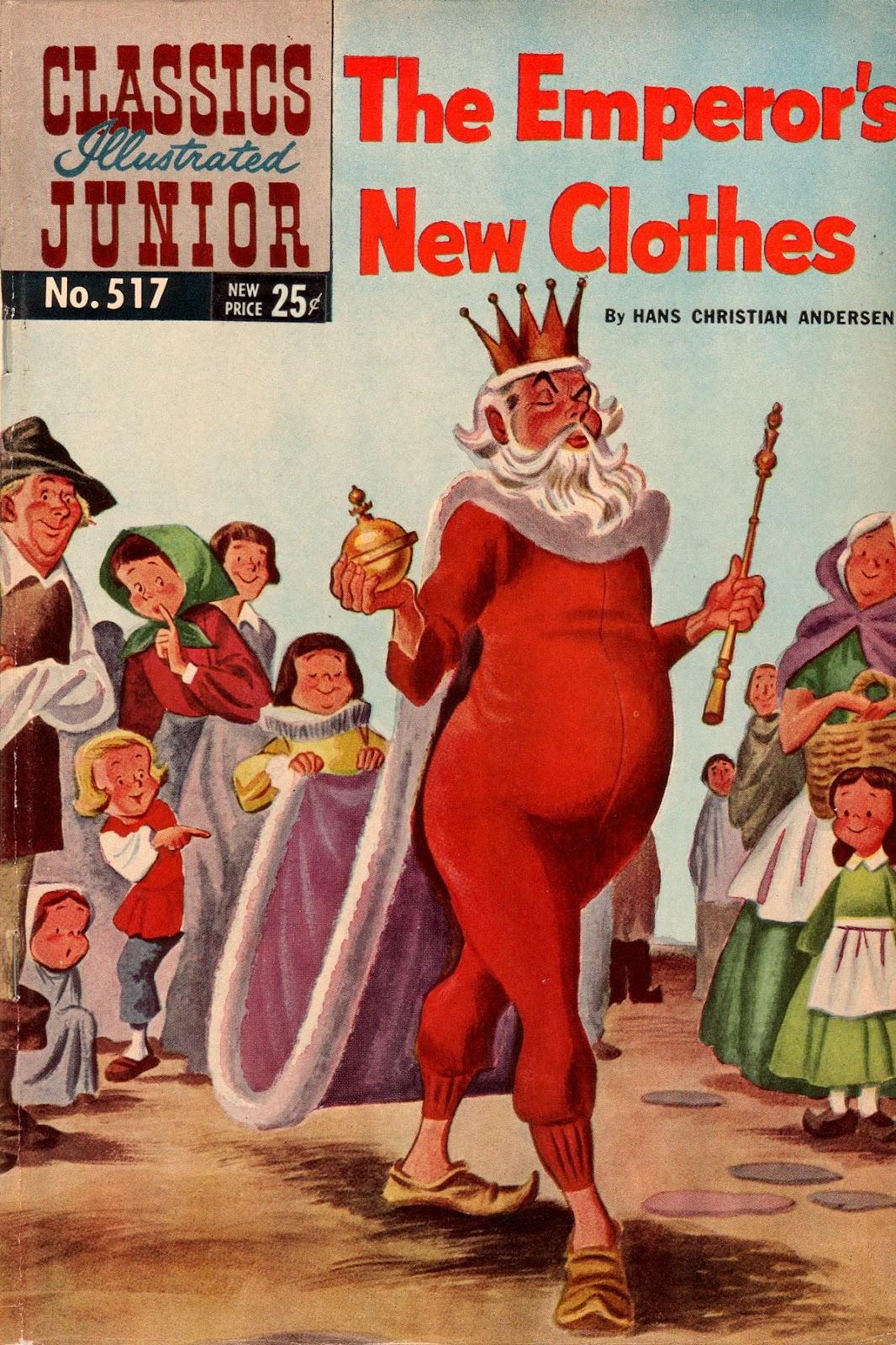 Classics Illustrated Junior issue 517 - Page 1
