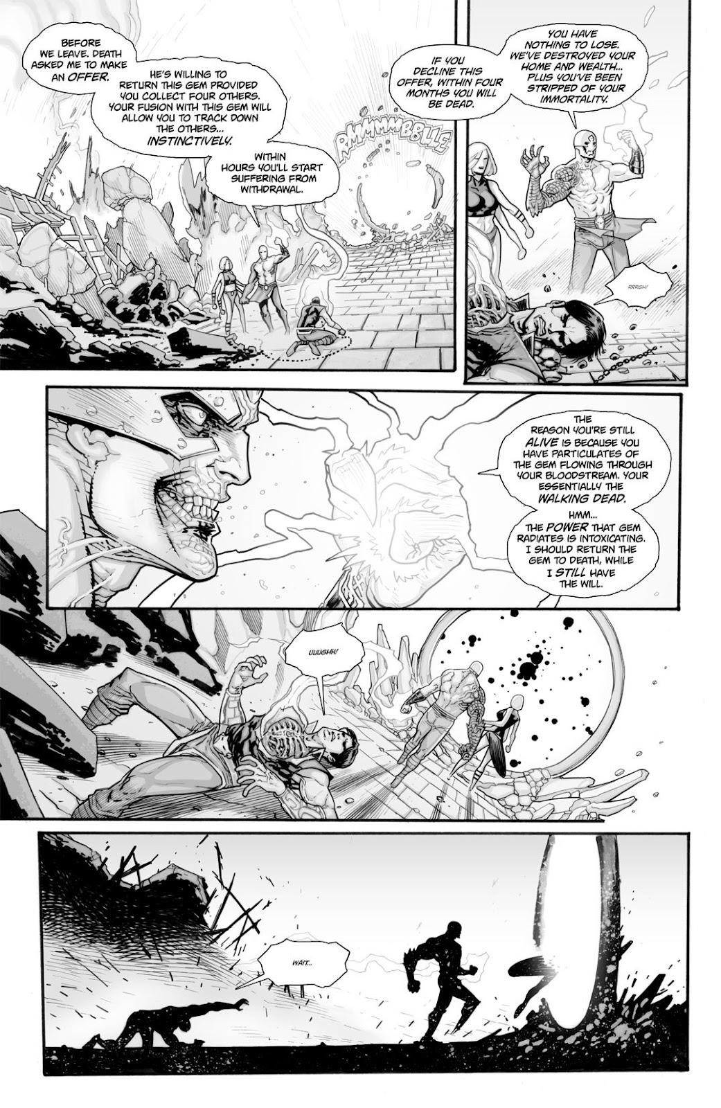 Read online Reaper comic -  Issue #2 - 32
