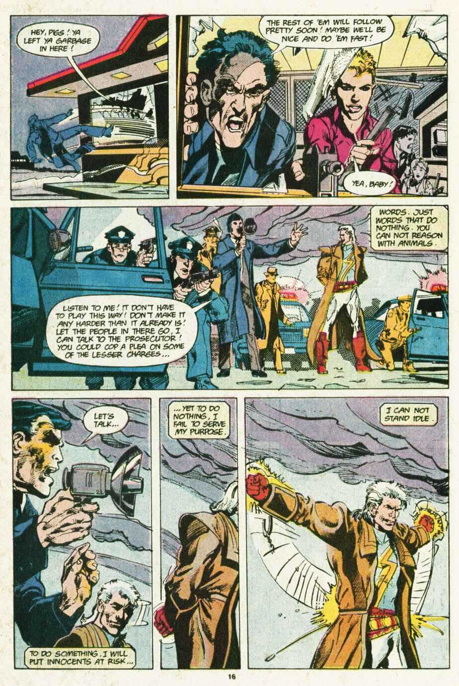 Read online Justice (1986) comic -  Issue #12 - 17