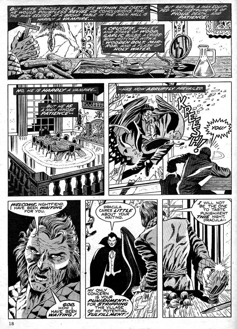 Dracula Lives issue 9 - Page 18