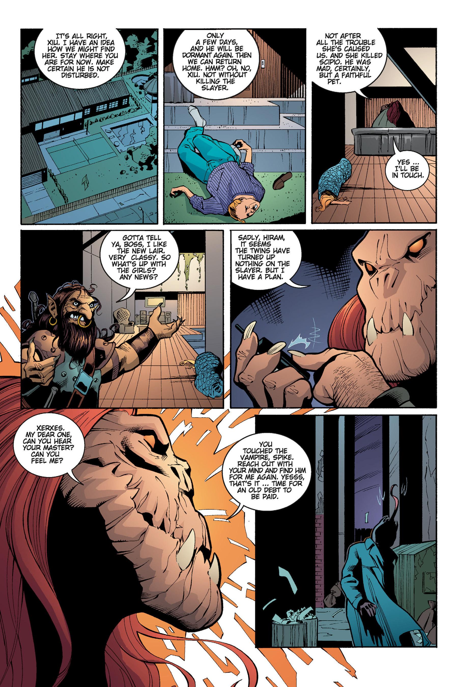 Read online Buffy the Vampire Slayer: Omnibus comic -  Issue # TPB 5 - 166