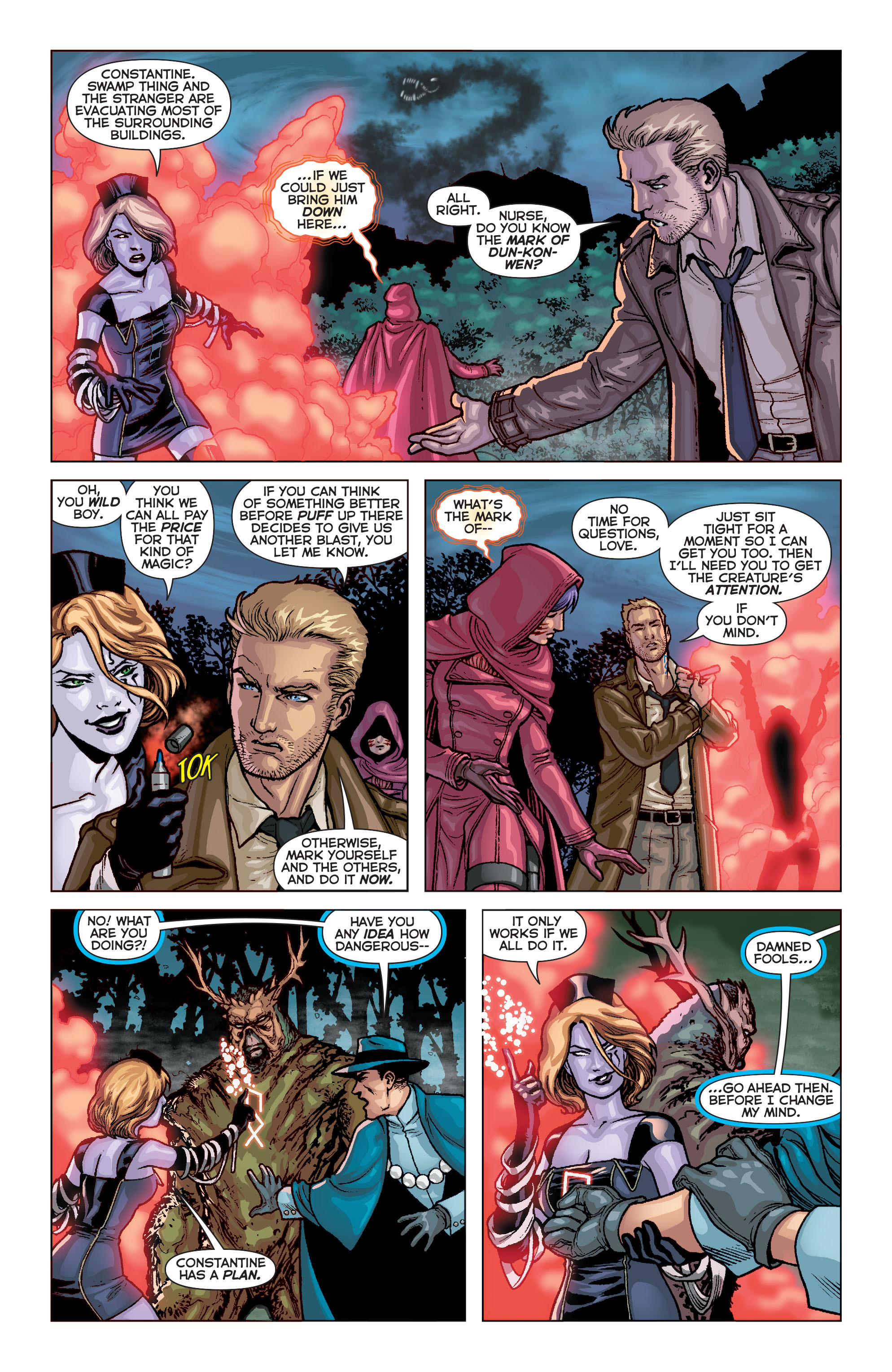 Read online Trinity of Sin: Pandora comic -  Issue #6 - 13