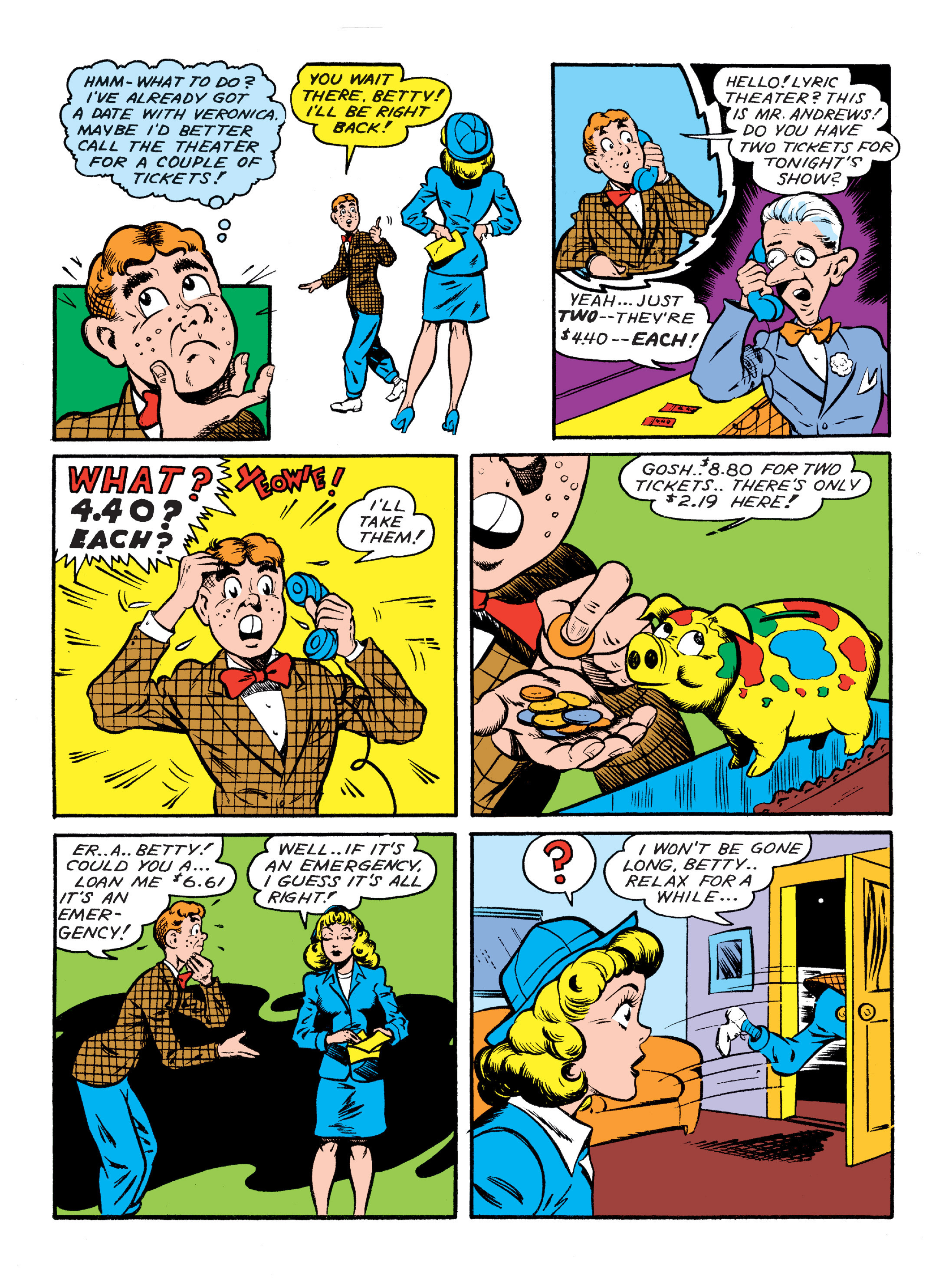 Read online Archie 1000 Page Comics Blowout! comic -  Issue # TPB (Part 3) - 203