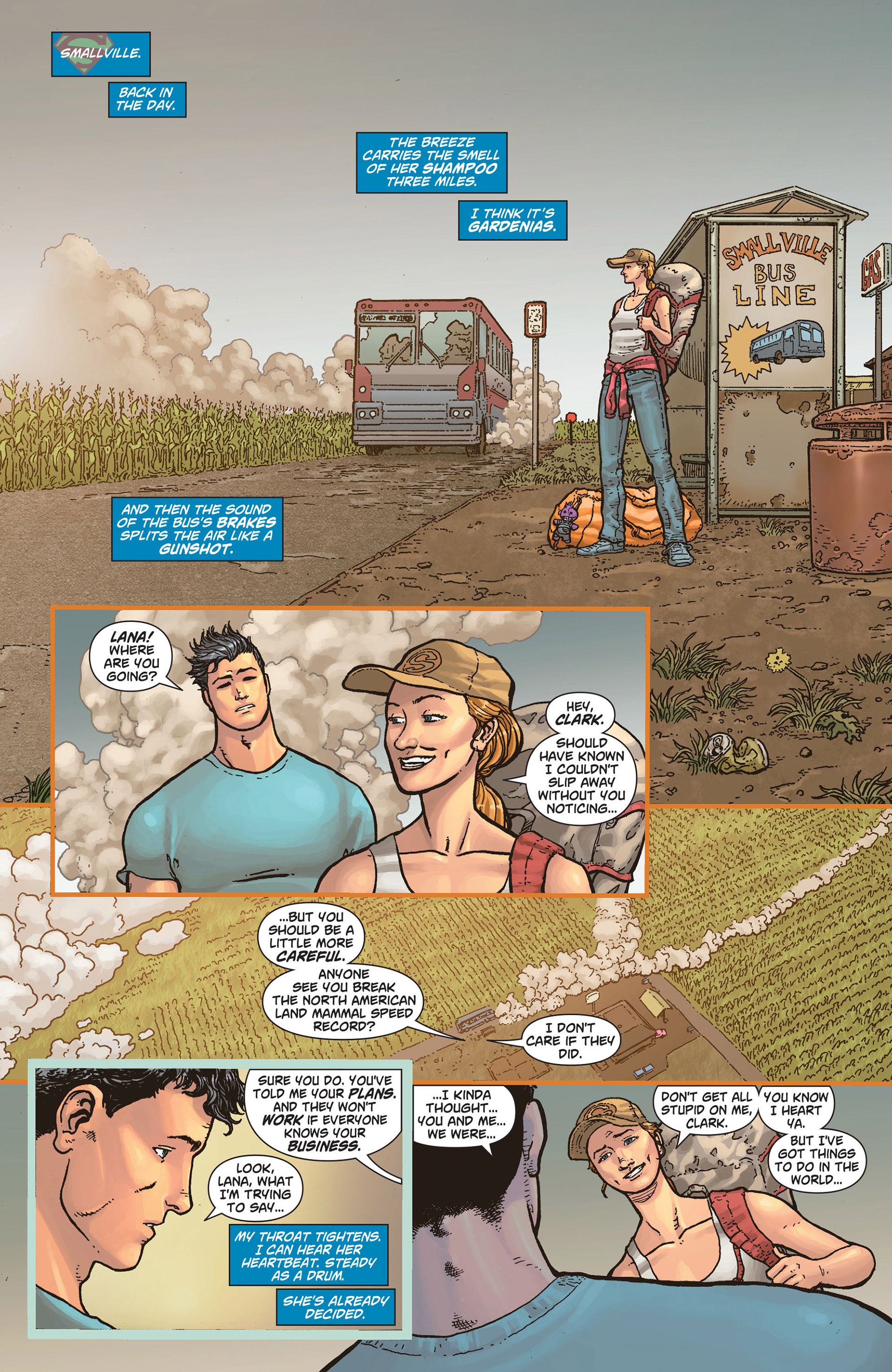 Read online Action Comics (2011) comic -  Issue #25 - 2