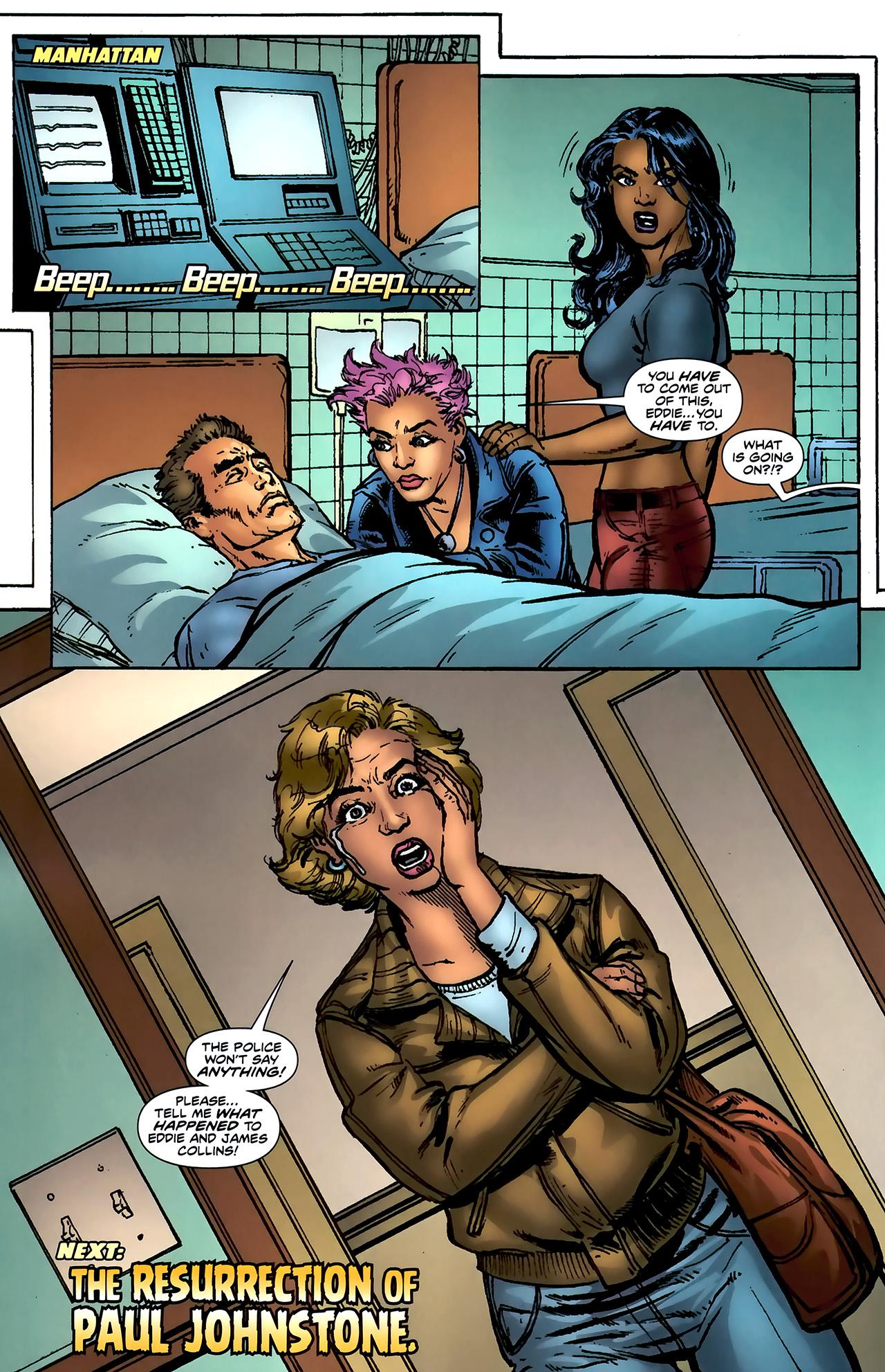 Read online ShadowHawk (2010) comic -  Issue #4 - 25