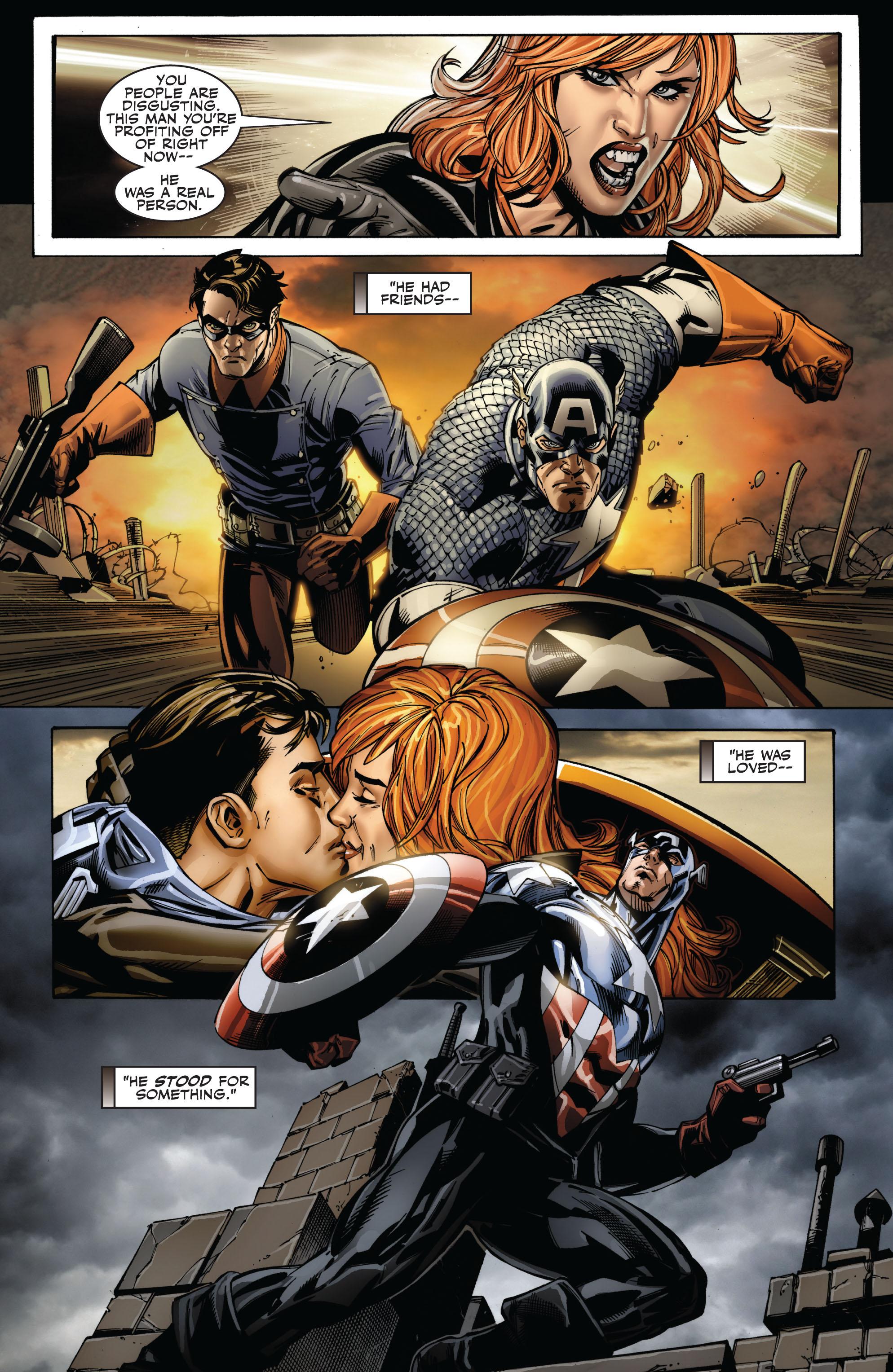 Read online Secret Avengers (2010) comic -  Issue #15 - 12