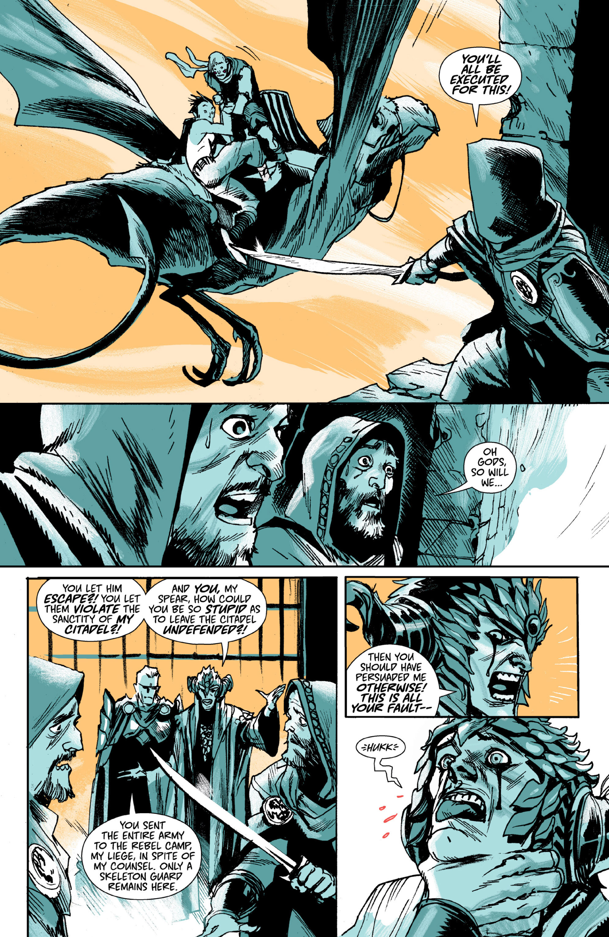 Read online Ei8ht comic -  Issue # TPB - 91