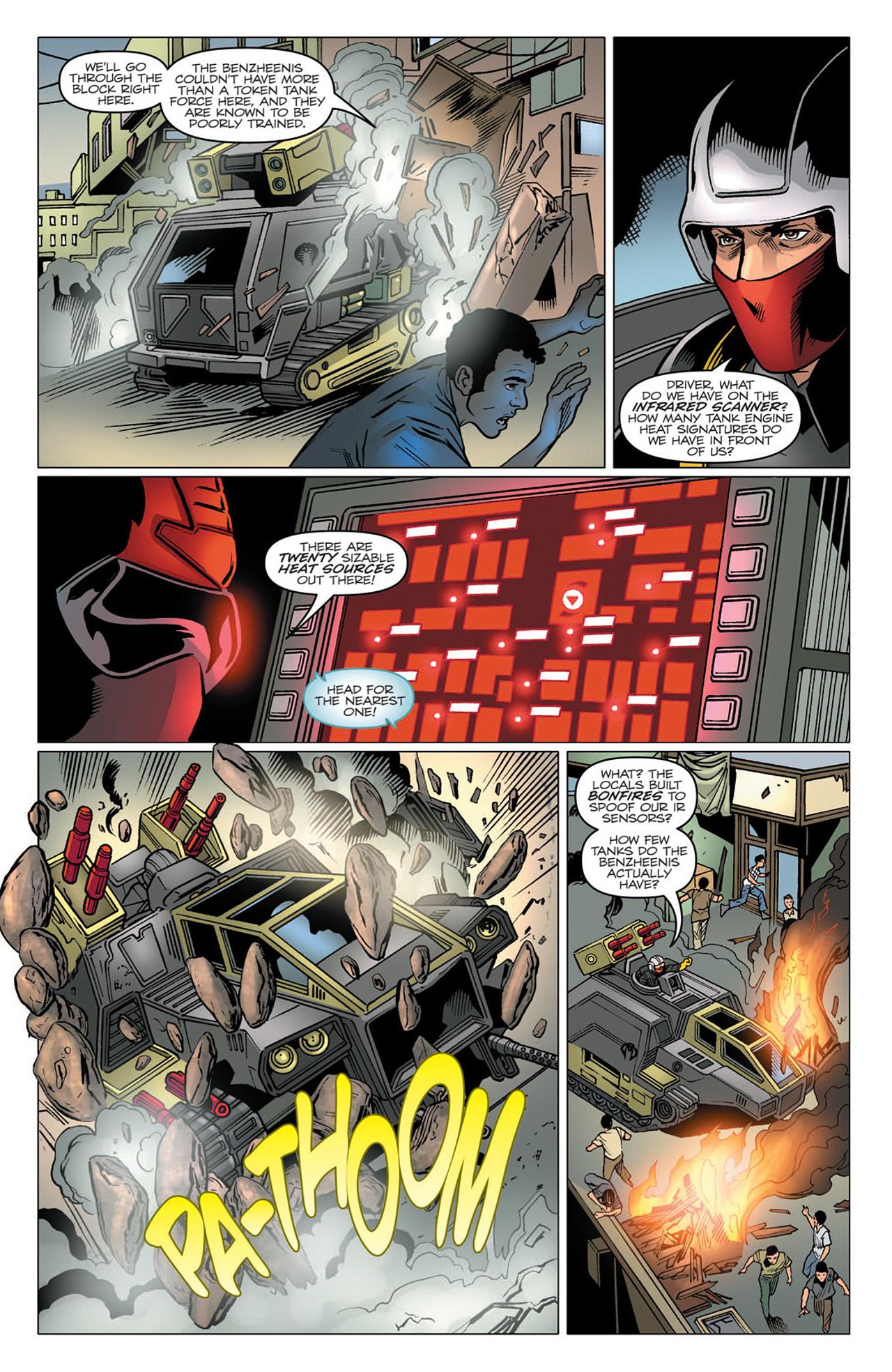 G.I. Joe: A Real American Hero 174 Page 5