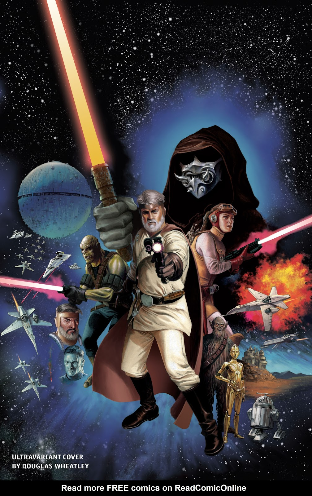 Read online Star Wars Legends: Infinities - Epic Collection comic -  Issue # TPB (Part 4) - 20