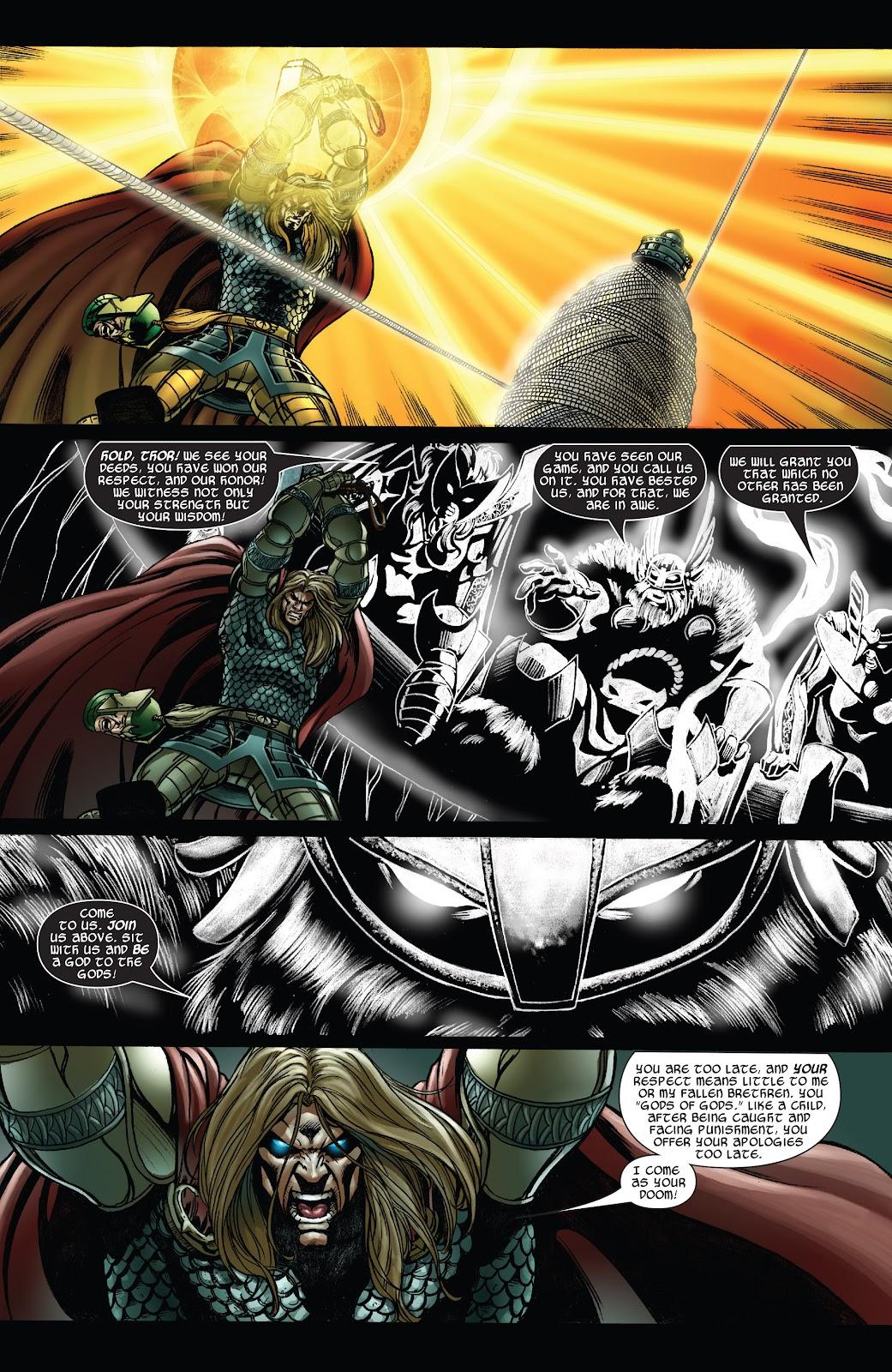 Read online Thor: Ragnaroks comic -  Issue # TPB (Part 3) - 57