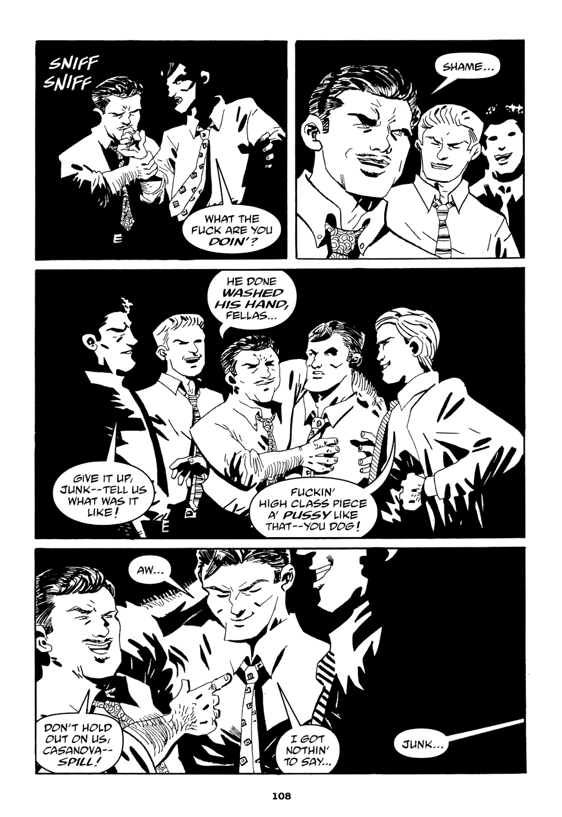 Read online Filthy Rich comic -  Issue # TPB (Part 2) - 13