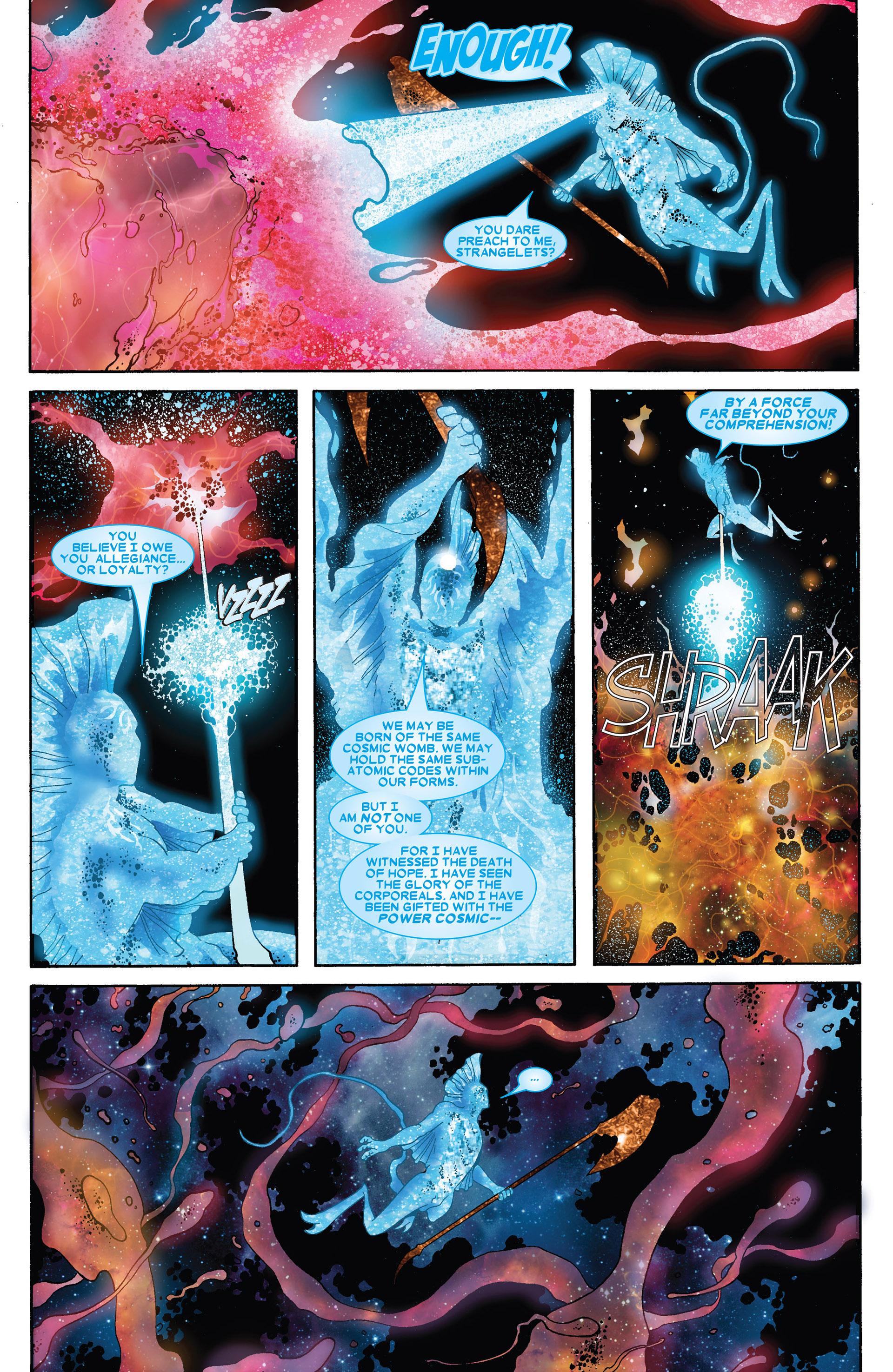 Read online Annihilation: Heralds Of Galactus comic -  Issue #1 - 32