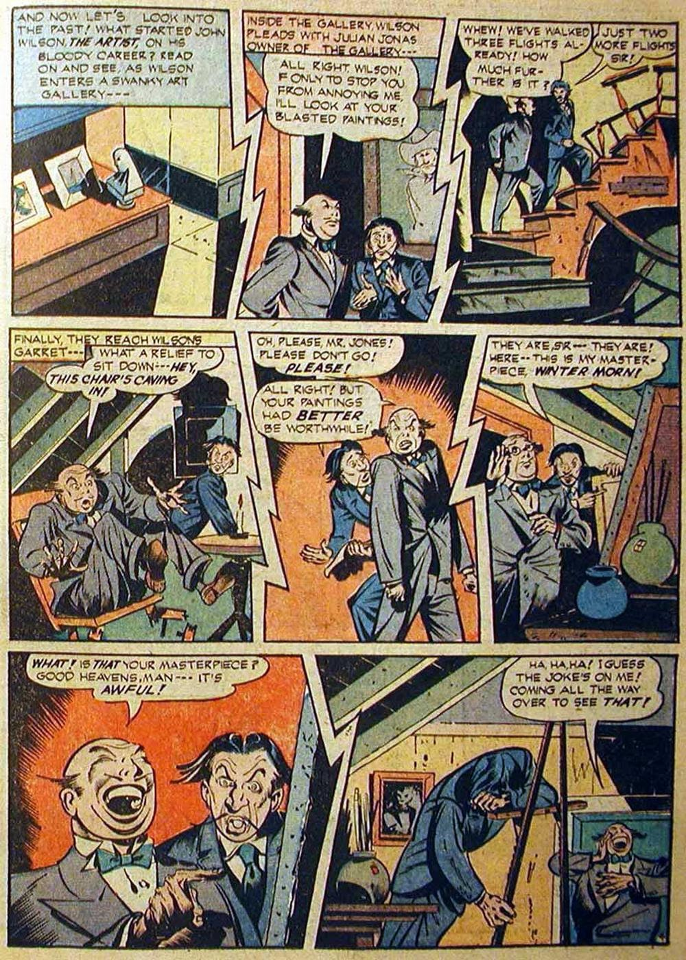 Hangman Comics issue 5 - Page 35