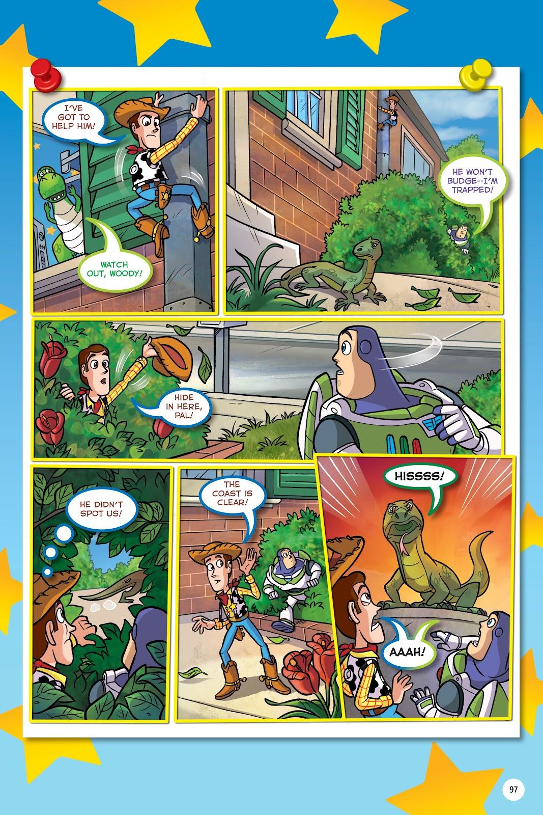 Read online DISNEY·PIXAR Toy Story Adventures comic -  Issue # TPB 1 (Part 1) - 97